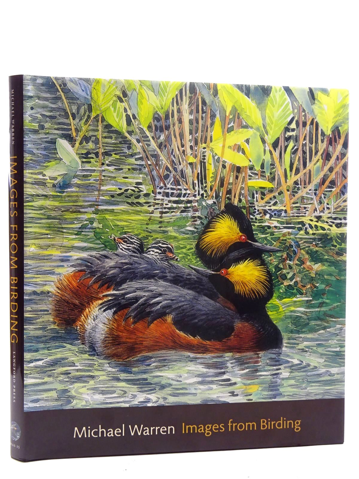 Photo of IMAGES FROM BIRDING written by Warren, Michael published by Langford Press (STOCK CODE: 1610663)  for sale by Stella & Rose's Books