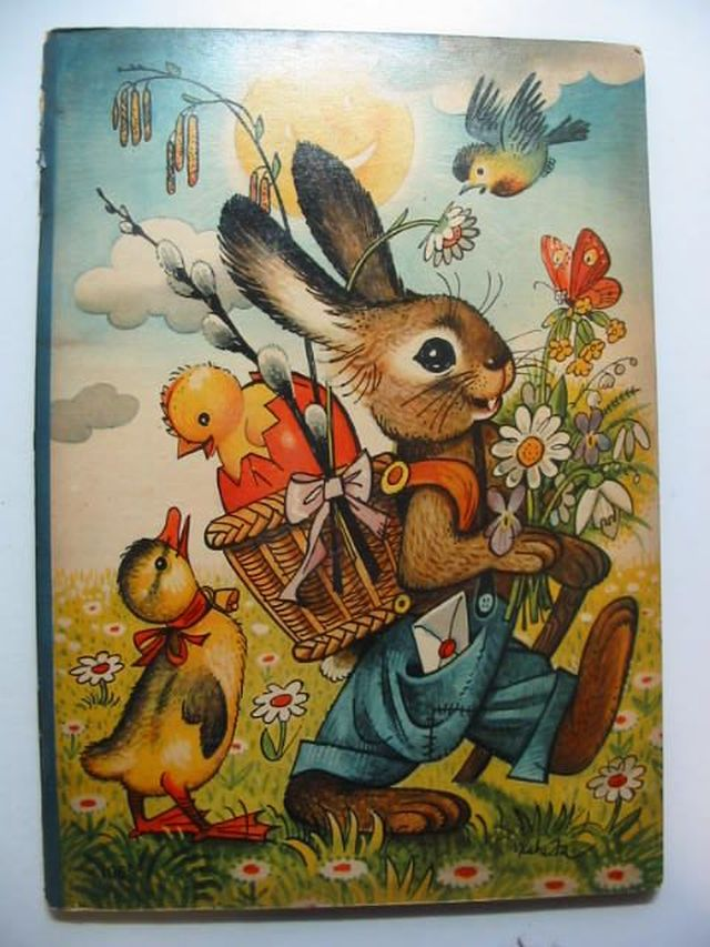 Photo of RICKY THE RABBIT illustrated by Kubasta, Vojtech published by Bancroft & Co.(Publishers) Ltd. (STOCK CODE: 1701047)  for sale by Stella & Rose's Books