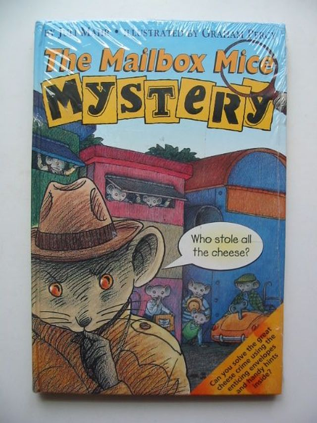 Photo of THE MAILBOX MICE MYSTERY written by Mahr, Juli illustrated by Percy, Graham published by Random House (STOCK CODE: 1701159)  for sale by Stella & Rose's Books