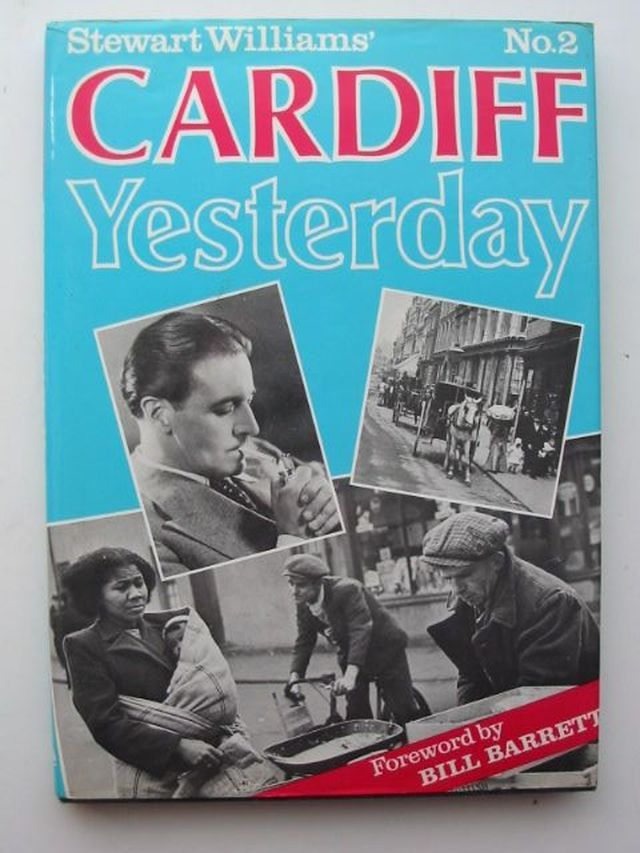 Photo of CARDIFF YESTERDAY No. 2 written by Williams, Stewart published by Stewart Williams (STOCK CODE: 1701491)  for sale by Stella & Rose's Books