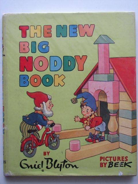 Photo of THE BIG NODDY BOOK- Stock Number: 1701509