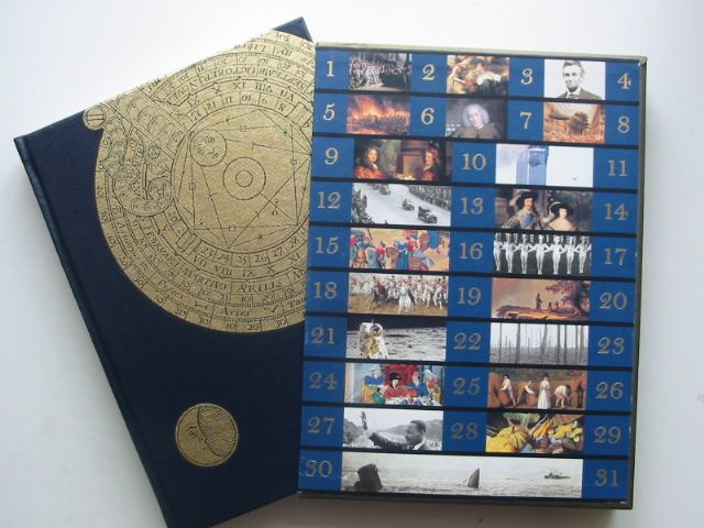 Photo of THE FOLIO BOOK OF DAYS written by Hudson, Roger published by Folio Society (STOCK CODE: 1701769)  for sale by Stella & Rose's Books