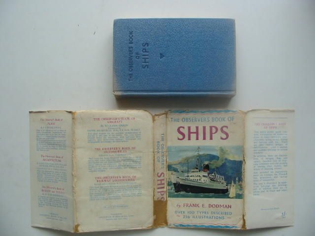 Photo of THE OBSERVER'S BOOK OF SHIPS written by Dodman, Frank E. published by Frederick Warne & Co Ltd. (STOCK CODE: 1702168)  for sale by Stella & Rose's Books
