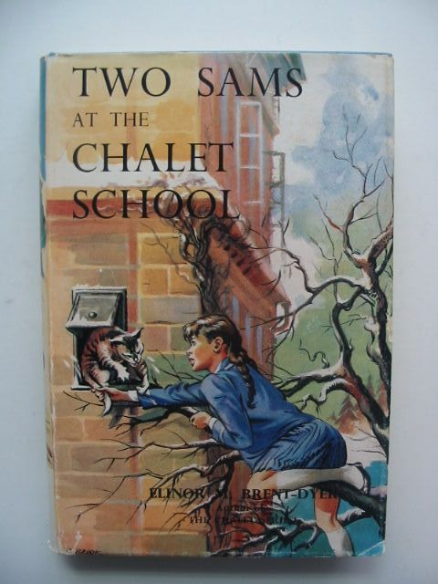 Photo of TWO SAMS AT THE CHALET SCHOOL written by Brent-Dyer, Elinor M. published by W. & R. Chambers Limited (STOCK CODE: 1702526)  for sale by Stella & Rose's Books