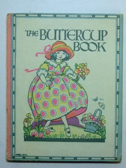 Photo of THE BUTTERCUP BOOK written by Faulding, G.M. illustrated by March, Eleanor S. published by Oxford University Press (STOCK CODE: 1702897)  for sale by Stella & Rose's Books