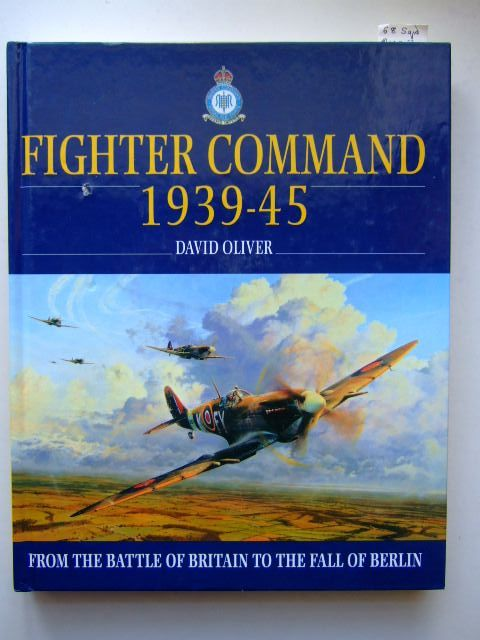 Photo of FIGHTER COMMAND 1939-1945 written by Oliver, David published by Ted Smart (STOCK CODE: 1703348)  for sale by Stella & Rose's Books