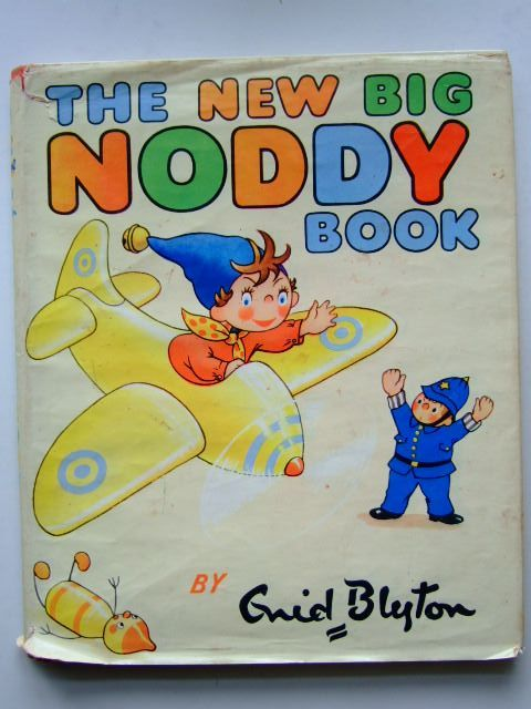 Photo of THE NEW BIG NODDY BOOK- Stock Number: 1703639