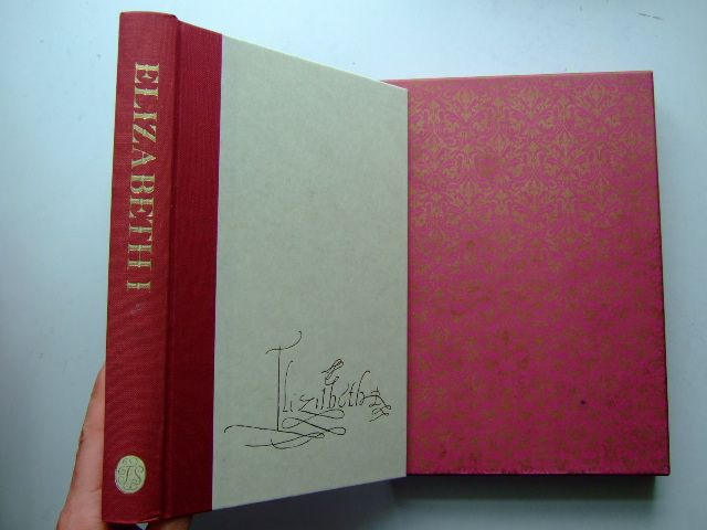 Photo of ELIZABETH I written by Perry, Maria published by Folio Society (STOCK CODE: 1703952)  for sale by Stella & Rose's Books
