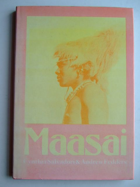 Photo of MAASAI written by Fedders, Andrew published by Collins (STOCK CODE: 1704039)  for sale by Stella & Rose's Books