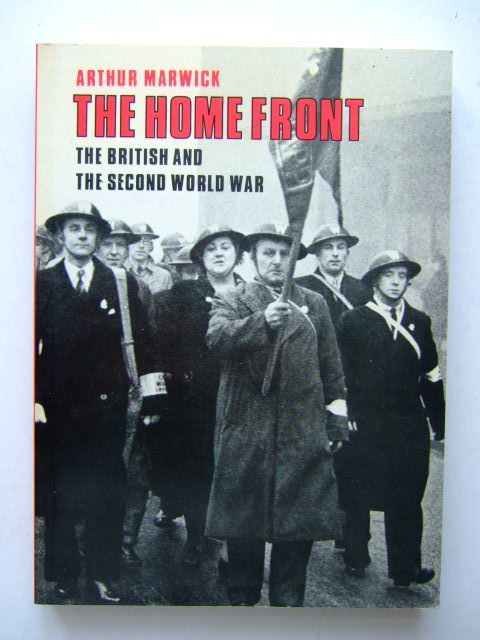 Photo of THE HOME FRONT written by Marwick, Arthur published by Thames and Hudson (STOCK CODE: 1704132)  for sale by Stella & Rose's Books