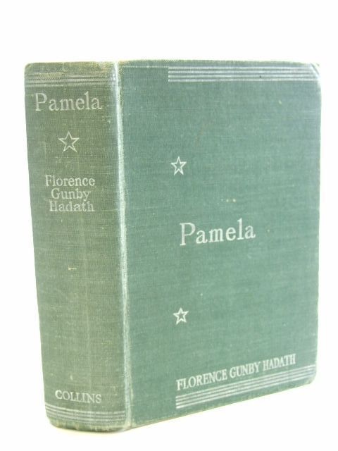 Photo of PAMELA written by Hadath, Florence Gunby illustrated by Brock, C.E. published by Collins (STOCK CODE: 1704252)  for sale by Stella & Rose's Books