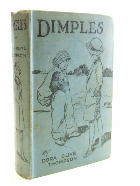 Photo of DIMPLES written by Thompson, Dora Olive illustrated by Browne, Gordon published by Every Girl's Paper Office (STOCK CODE: 1704445)  for sale by Stella & Rose's Books