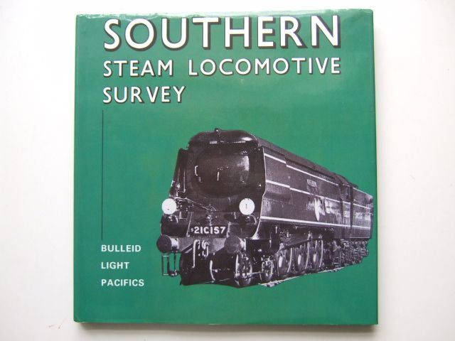 Photo of SOUTHERN STEAM LOCOMOTIVE SURVEY BULLEID LIGHT PACIFICS written by Fairclough, Tony<br />Wills, Alan published by D. Bradford Barton, Enterprise Transport Books Ltd (STOCK CODE: 1704461)  for sale by Stella & Rose's Books