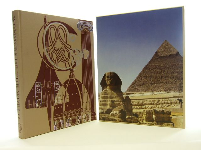 Photo of WONDERS OF THE WORLD written by Goldhill, Simon<br />et al,  published by Folio Society (STOCK CODE: 1704709)  for sale by Stella & Rose's Books