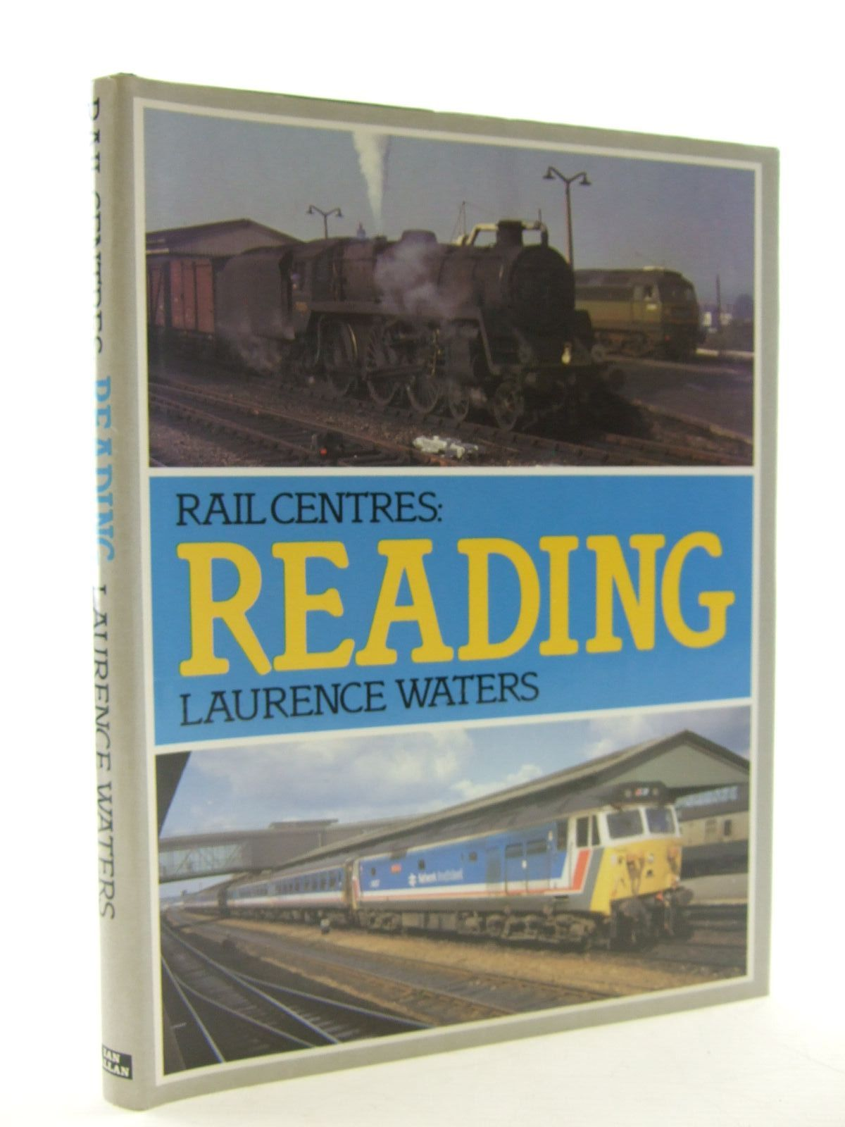 Photo of RAIL CENTRES: READING written by Waters, Laurence published by Ian Allan Ltd. (STOCK CODE: 1706570)  for sale by Stella & Rose's Books