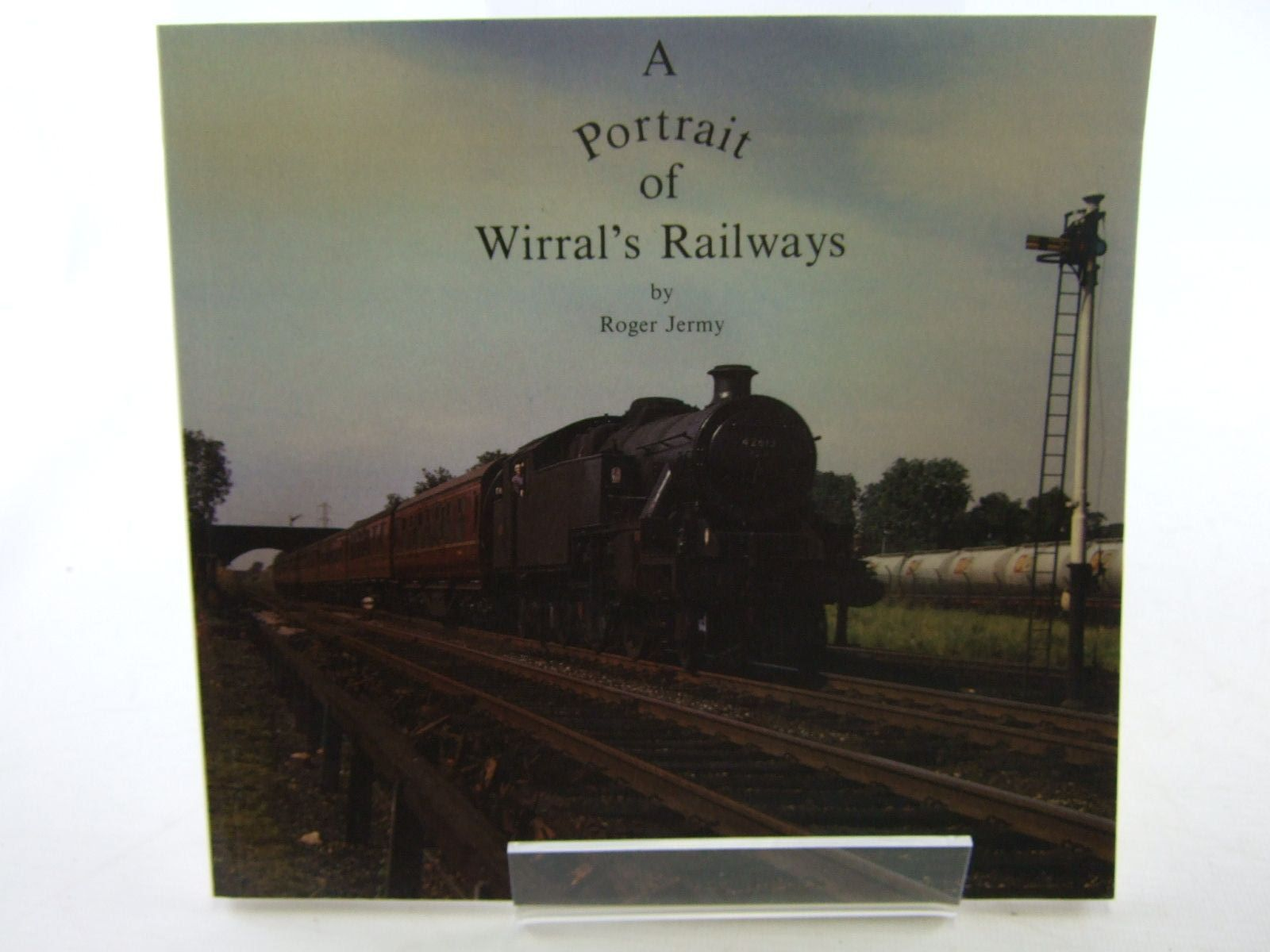 Photo of A PORTRAIT OF WIRRAL'S RAILWAYS written by Jermy, Roger C. published by Countyvise (STOCK CODE: 1706709)  for sale by Stella & Rose's Books