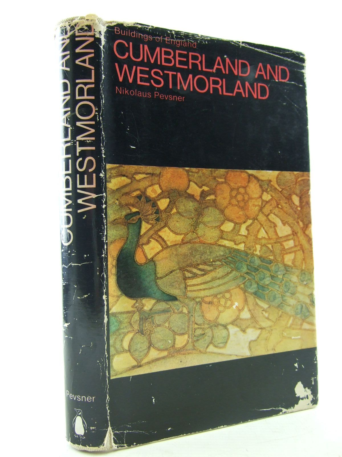 Photo of CUMBERLAND AND WESTMORLAND (BUILDINGS OF ENGLAND) written by Pevsner, Nikolaus published by Penguin (STOCK CODE: 1706829)  for sale by Stella & Rose's Books