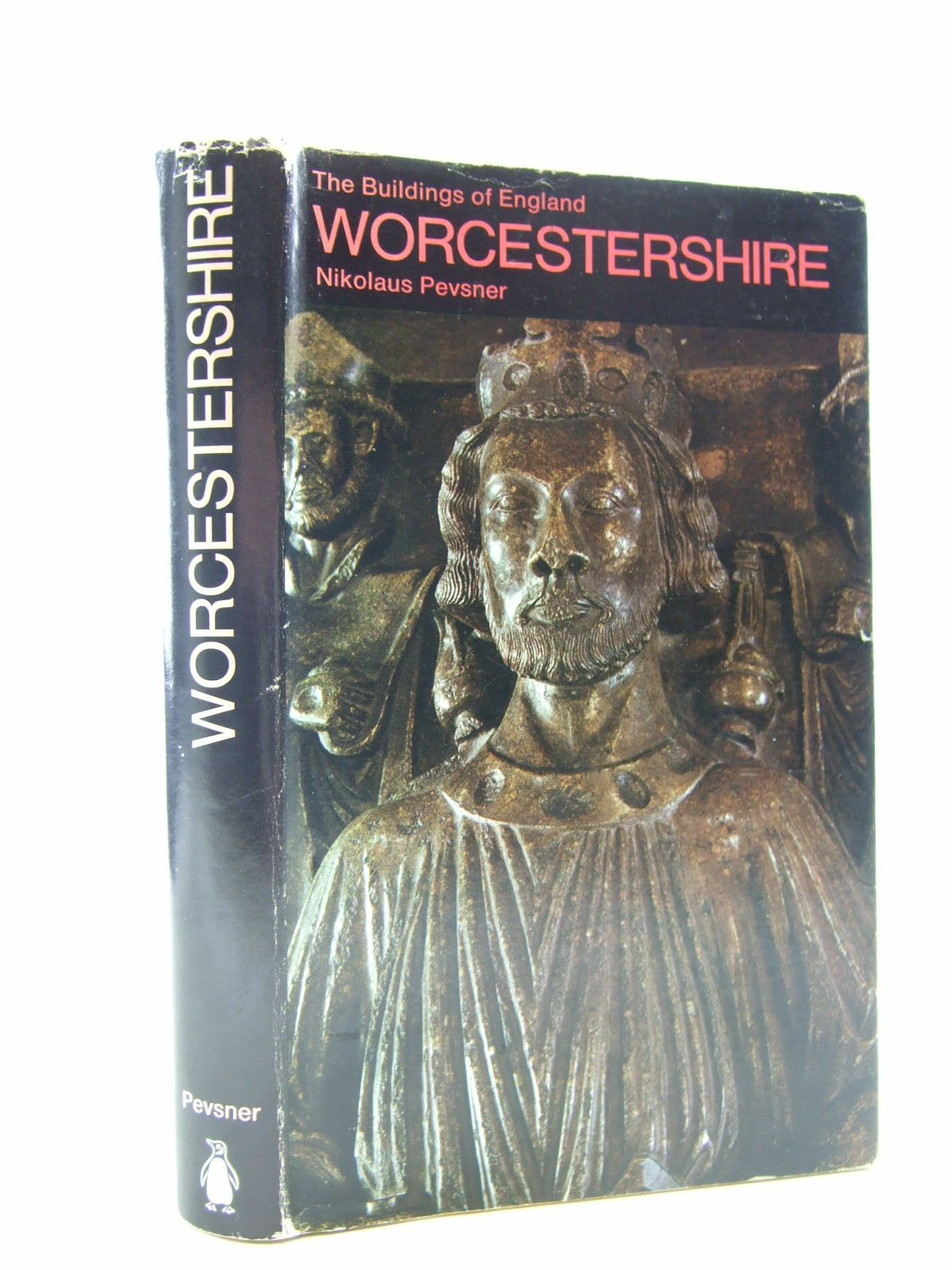 Photo of WORCESTERSHIRE (BUILDINGS OF ENGLAND) written by Pevsner, Nikolaus published by Penguin (STOCK CODE: 1706836)  for sale by Stella & Rose's Books