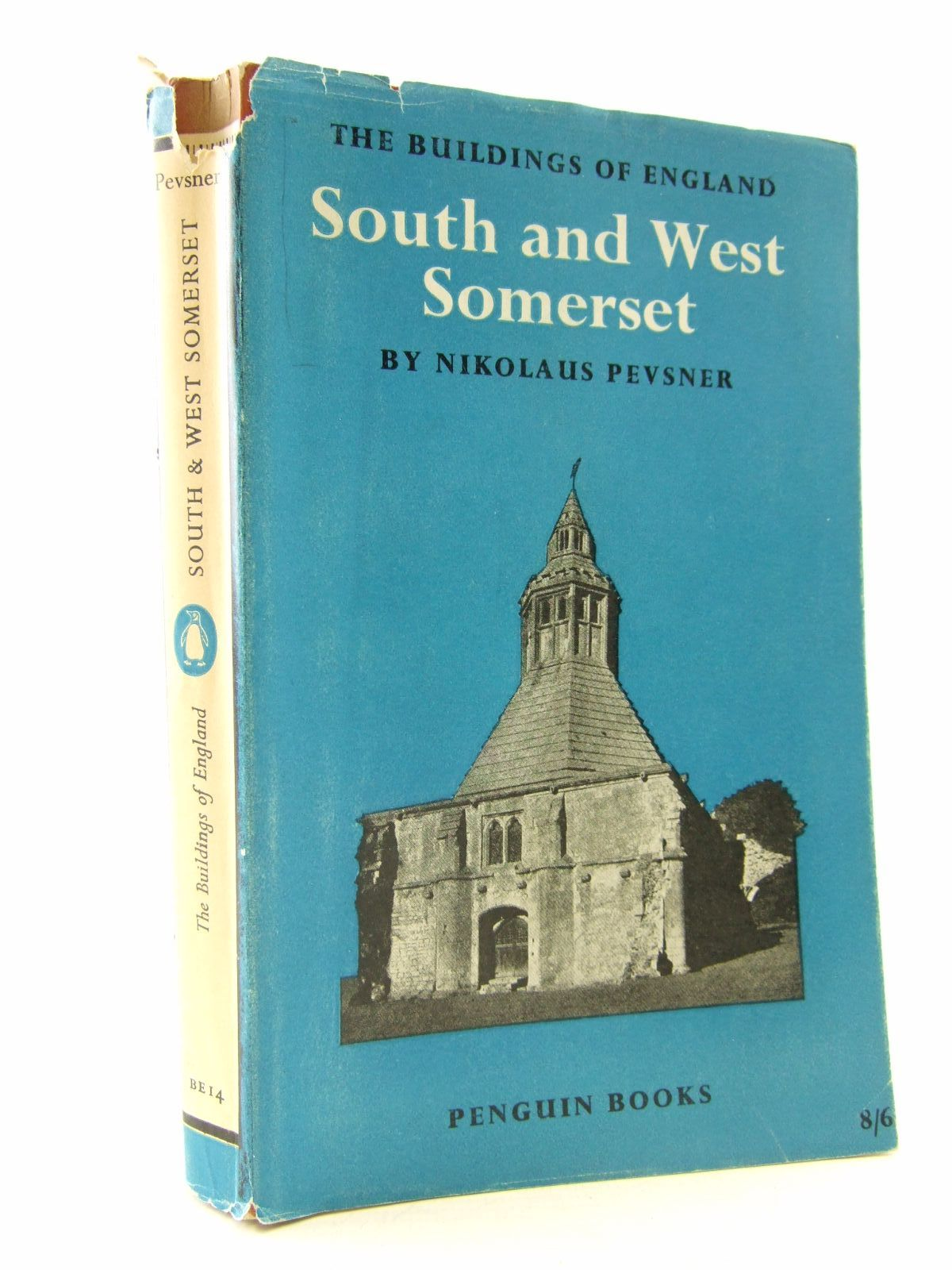 Photo of SOUTH AND WEST SOMERSET (BUILDINGS OF ENGLAND)- Stock Number: 1706837