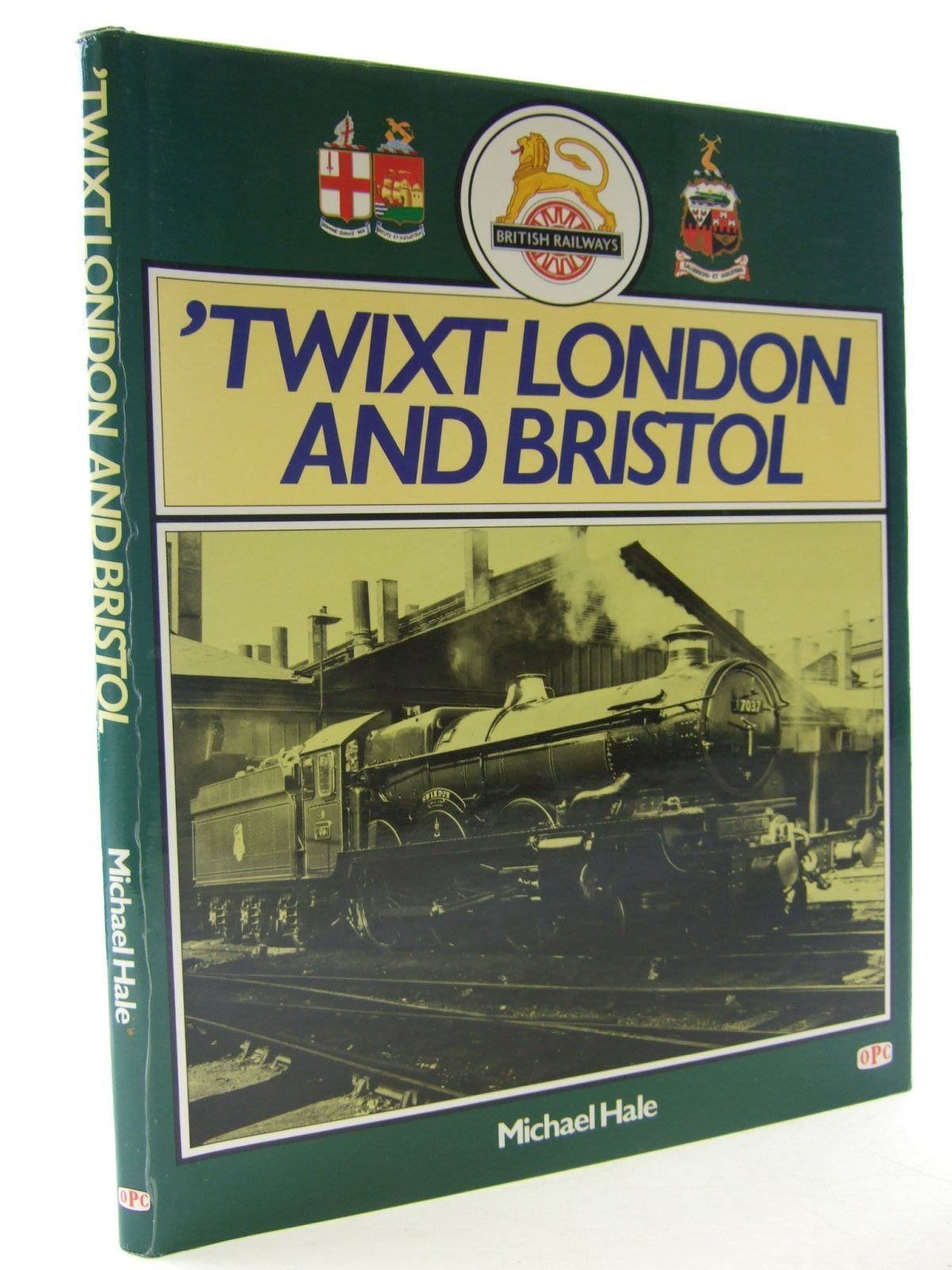Photo of TWIXT LONDON AND BRISTOL written by Hale, Michael published by Oxford Publishing (STOCK CODE: 1706863)  for sale by Stella & Rose's Books