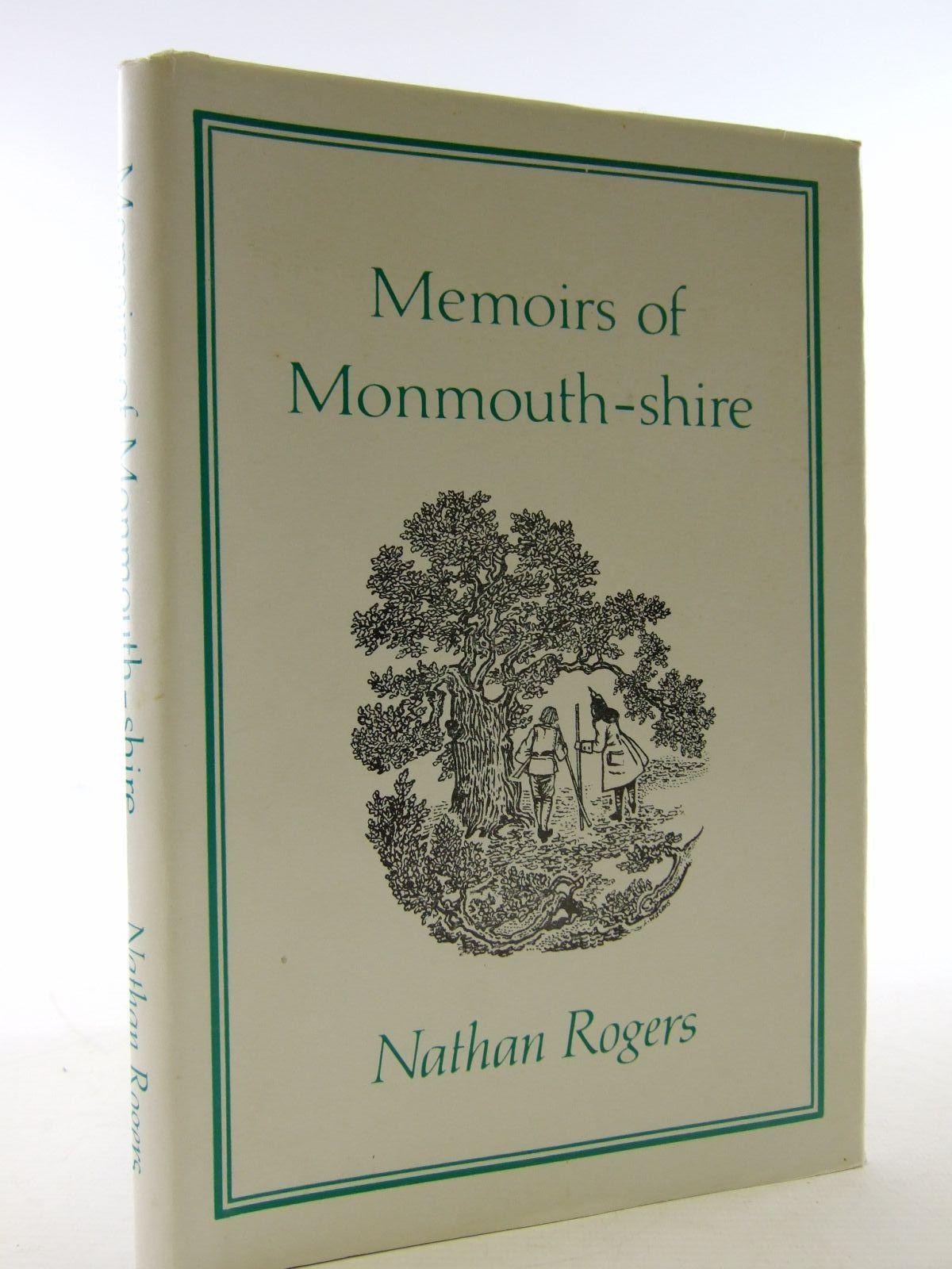 Photo of MEMOIRS OF MONMOUTH-SHIRE 1708 written by Rogers, Nathan illustrated by Waters, Linda published by Moss Rose Press (STOCK CODE: 1707288)  for sale by Stella & Rose's Books