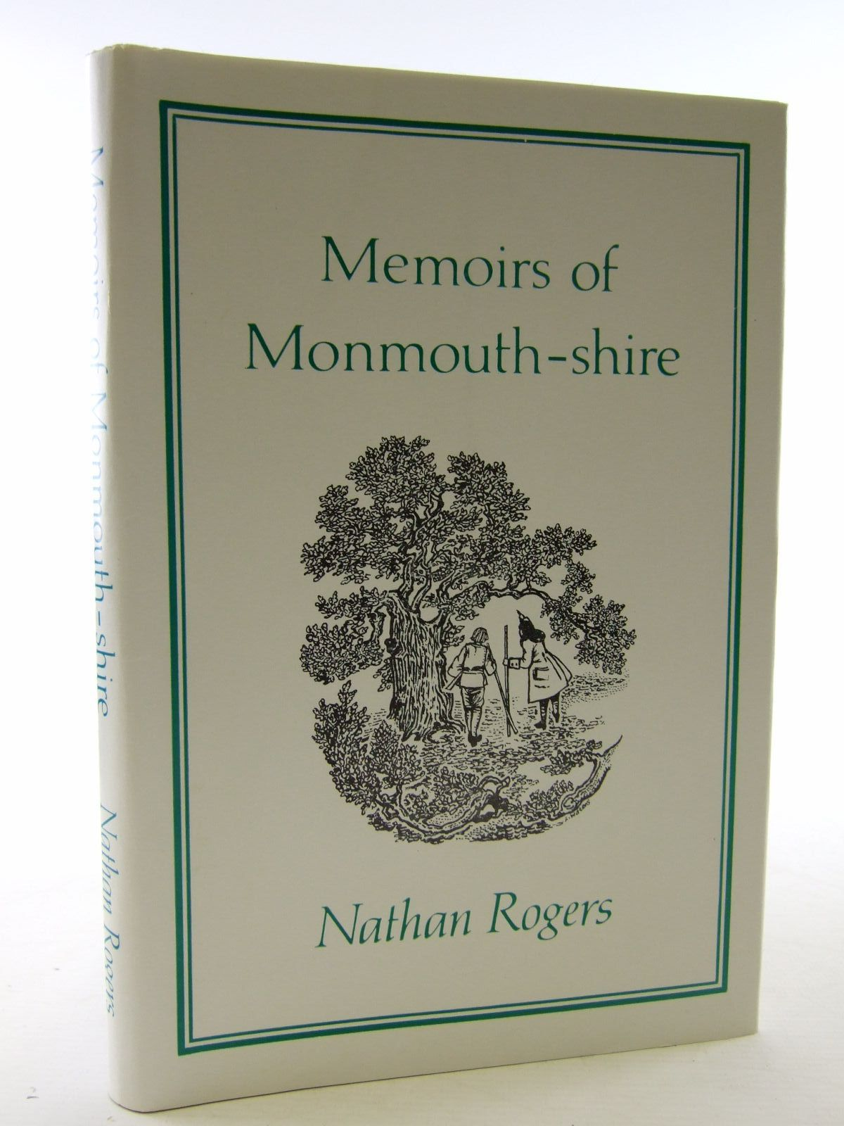 Photo of MEMOIRS OF MONMOUTH-SHIRE 1708 written by Rogers, Nathan illustrated by Waters, Linda published by Moss Rose Press (STOCK CODE: 1707290)  for sale by Stella & Rose's Books