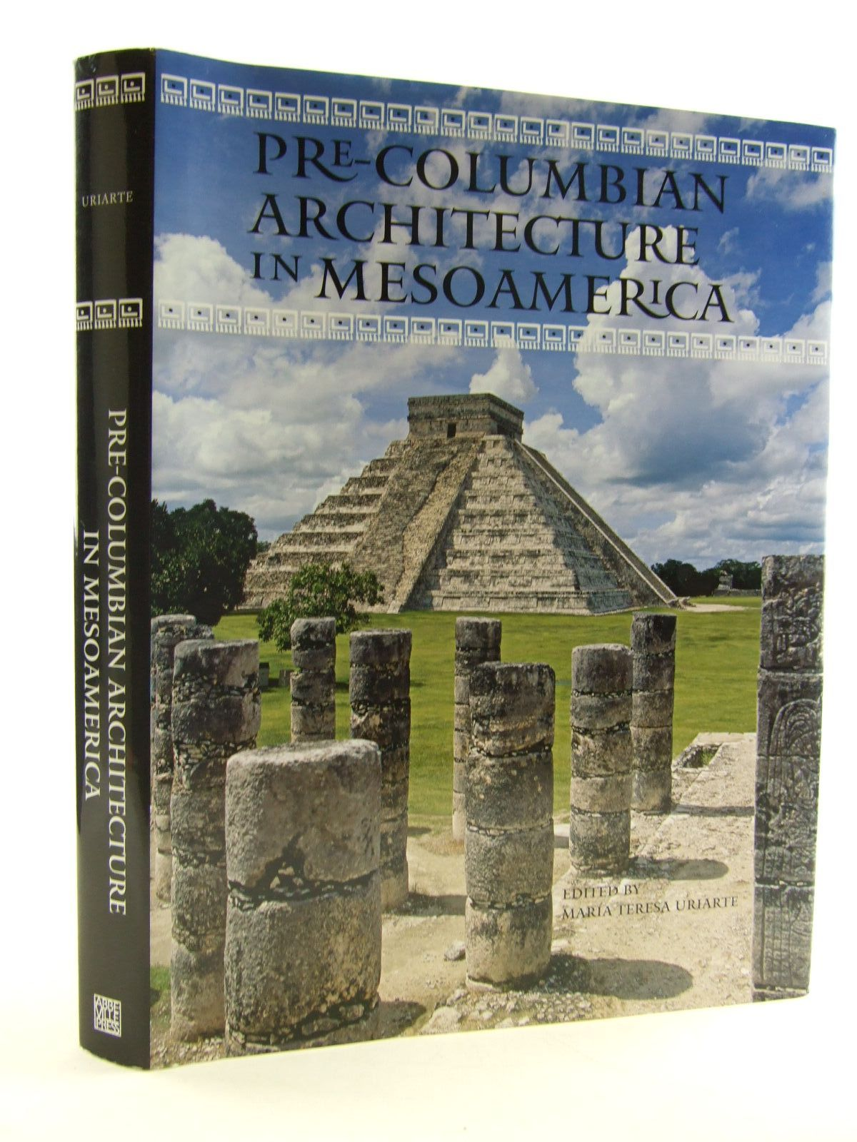 Photo of PRE-COLUMBIAN ARCHITECTURE IN MESOAMERICA written by Uriarte, Maria Teresa<br />et al,  published by Abbeville Press (STOCK CODE: 1707362)  for sale by Stella & Rose's Books