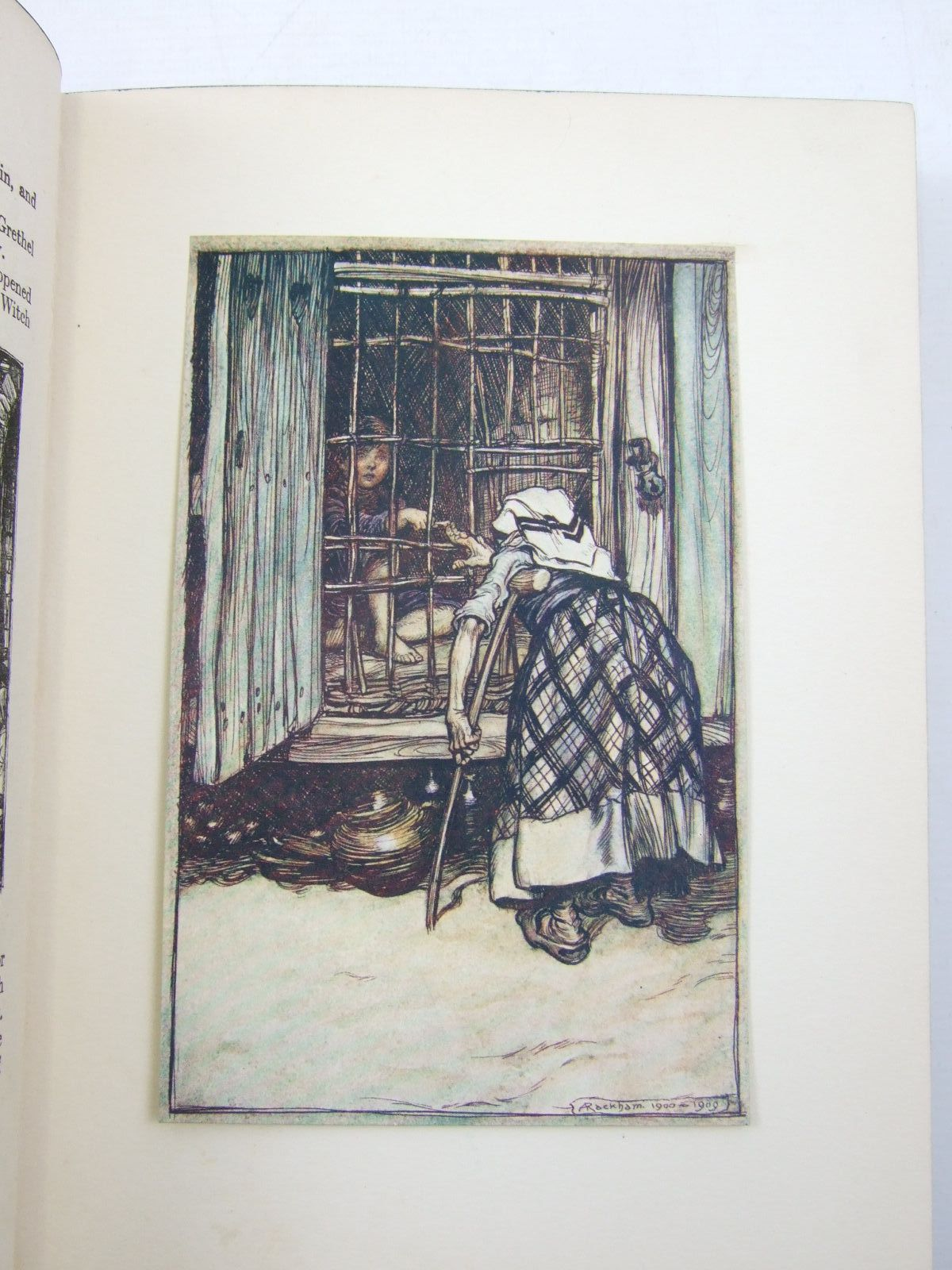 Photo of HANSEL AND GRETHEL AND OTHER TALES written by Grimm, Brothers illustrated by Rackham, Arthur published by Constable and Company Ltd. (STOCK CODE: 1707632)  for sale by Stella & Rose's Books