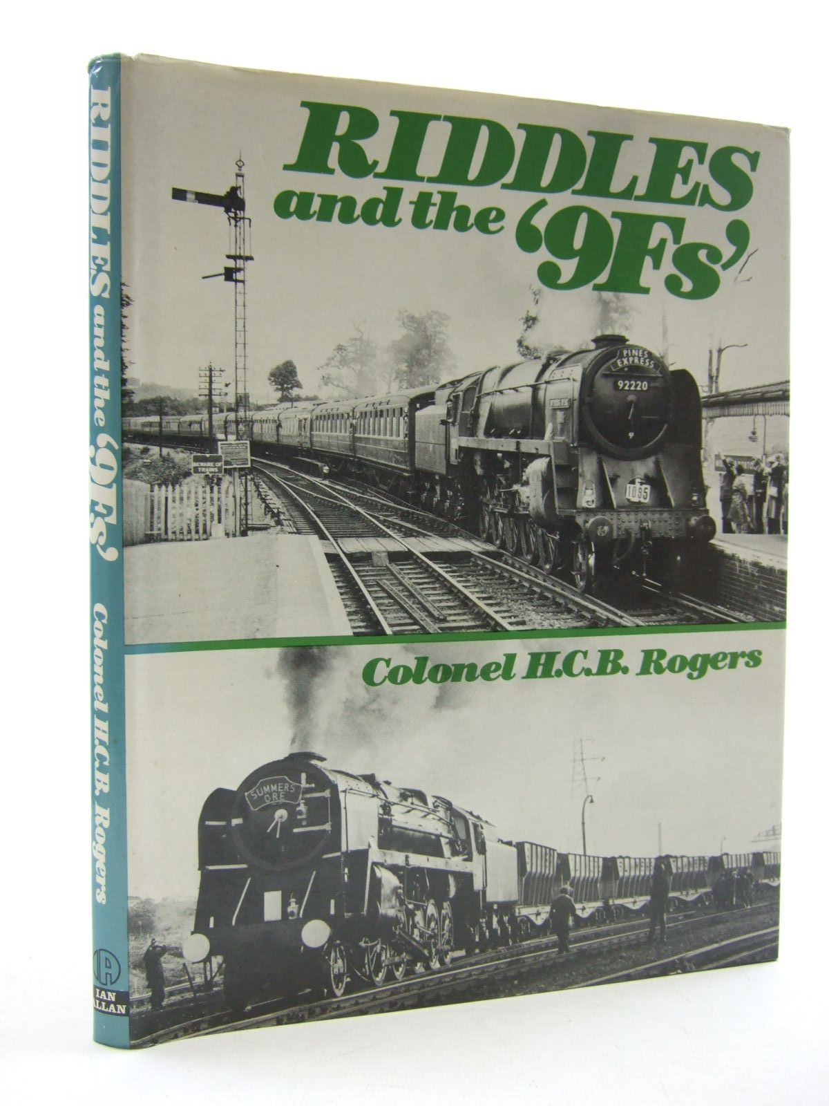 RIDDLES AND THE '9FS' written by Rogers, H C B , STOCK CODE: 1707766