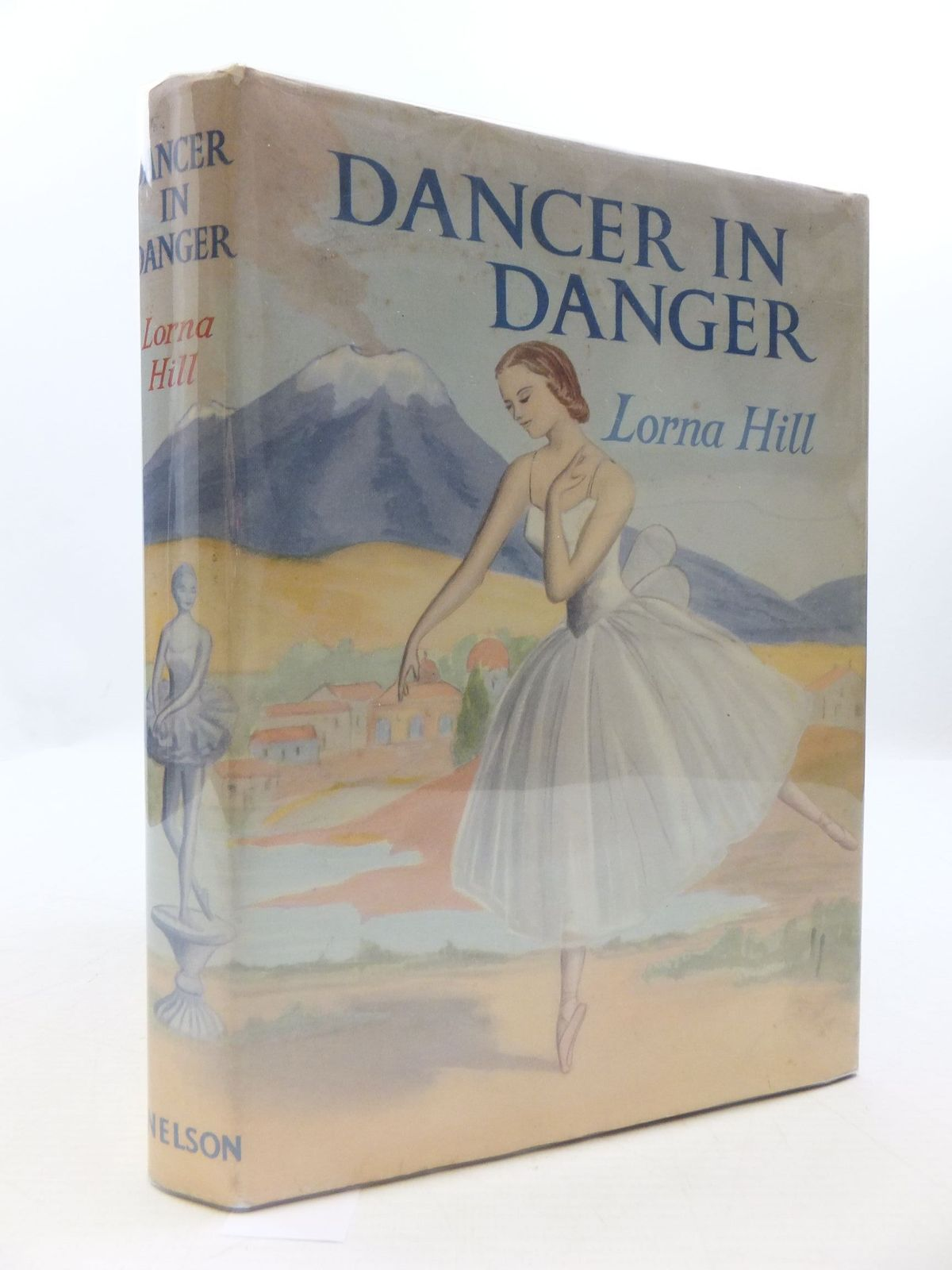 Photo of DANCER IN DANGER written by Hill, Lorna illustrated by Verity, Esme published by Thomas Nelson and Sons Ltd. (STOCK CODE: 1708209)  for sale by Stella & Rose's Books