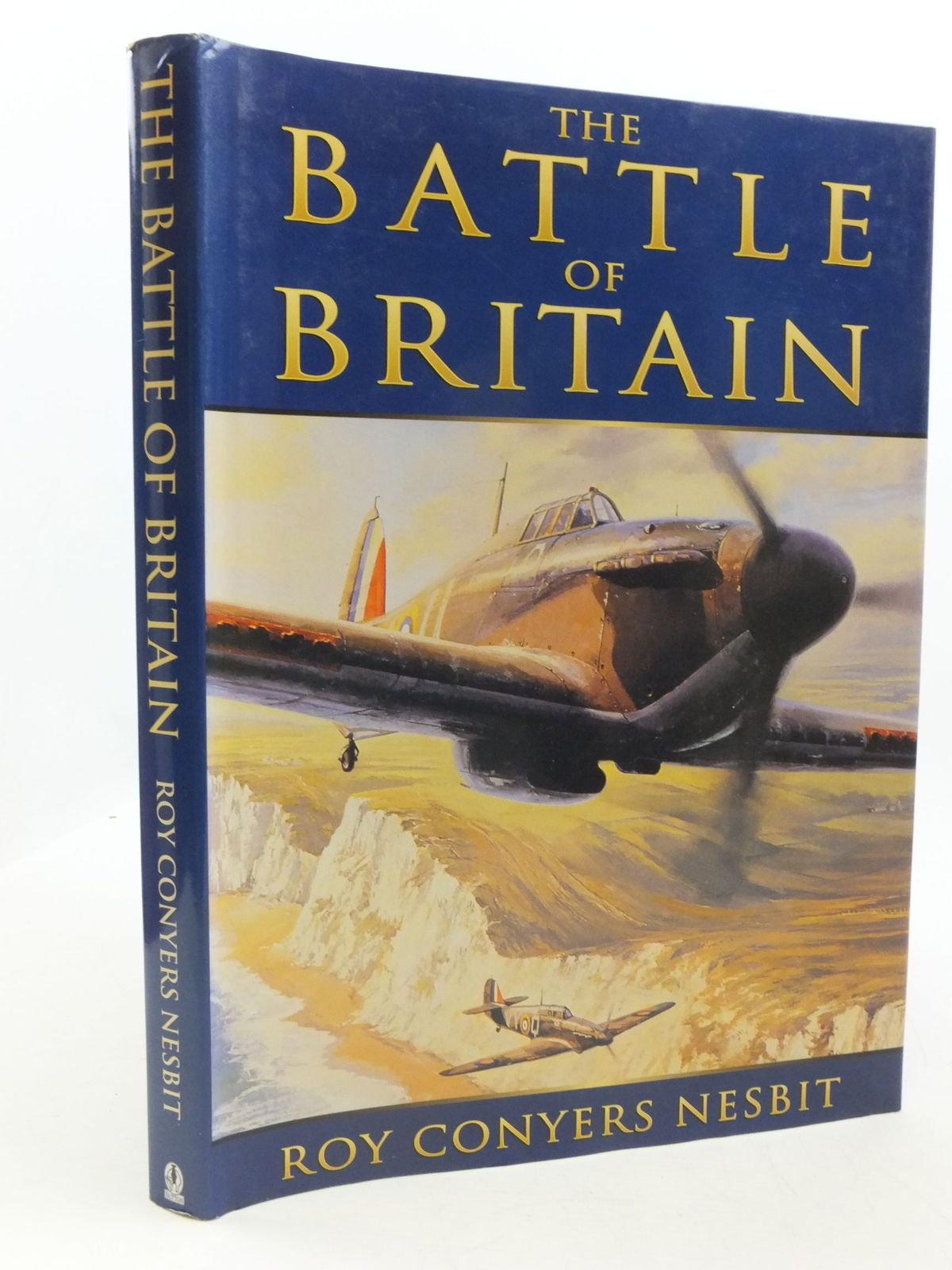 Photo of THE BATTLE OF BRITAIN written by Nesbit, Roy Conyers published by Sutton Publishing (STOCK CODE: 1708278)  for sale by Stella & Rose's Books