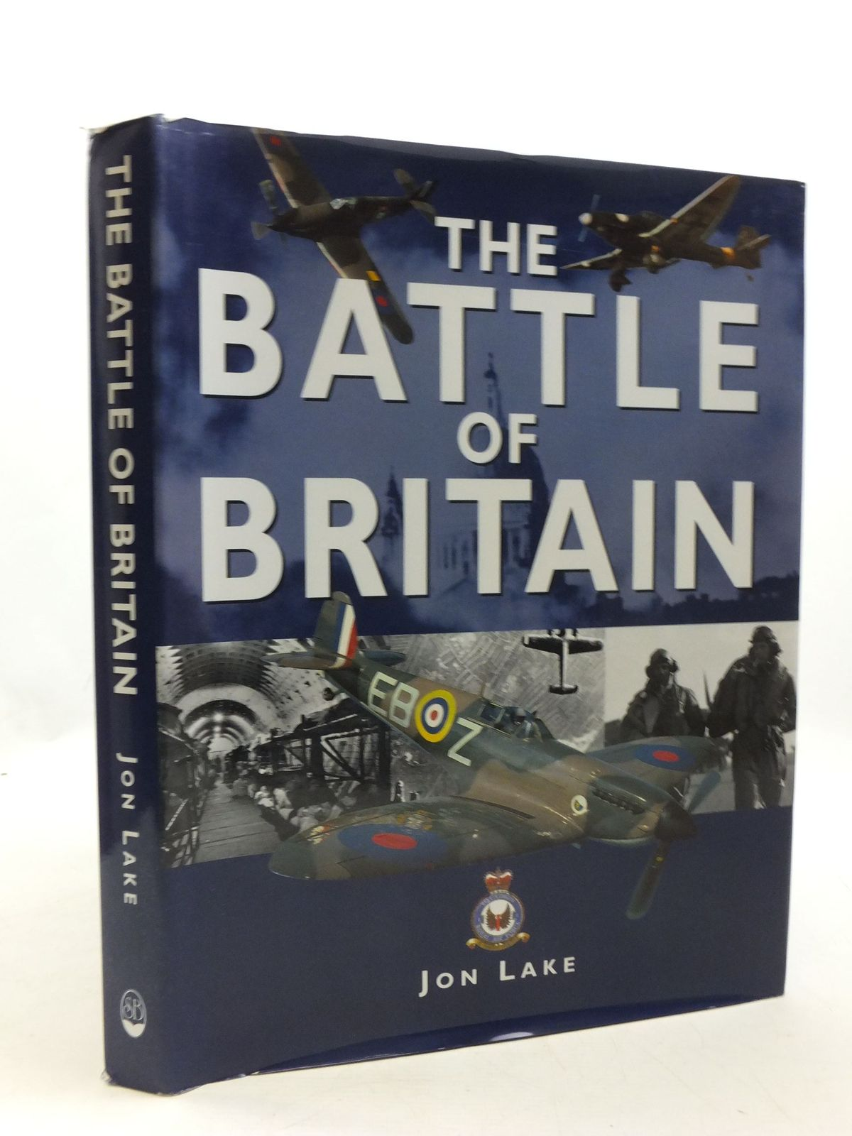 Photo of THE BATTLE OF BRITAIN written by Lake, Jon published by Silverdale Books (STOCK CODE: 1708287)  for sale by Stella & Rose's Books