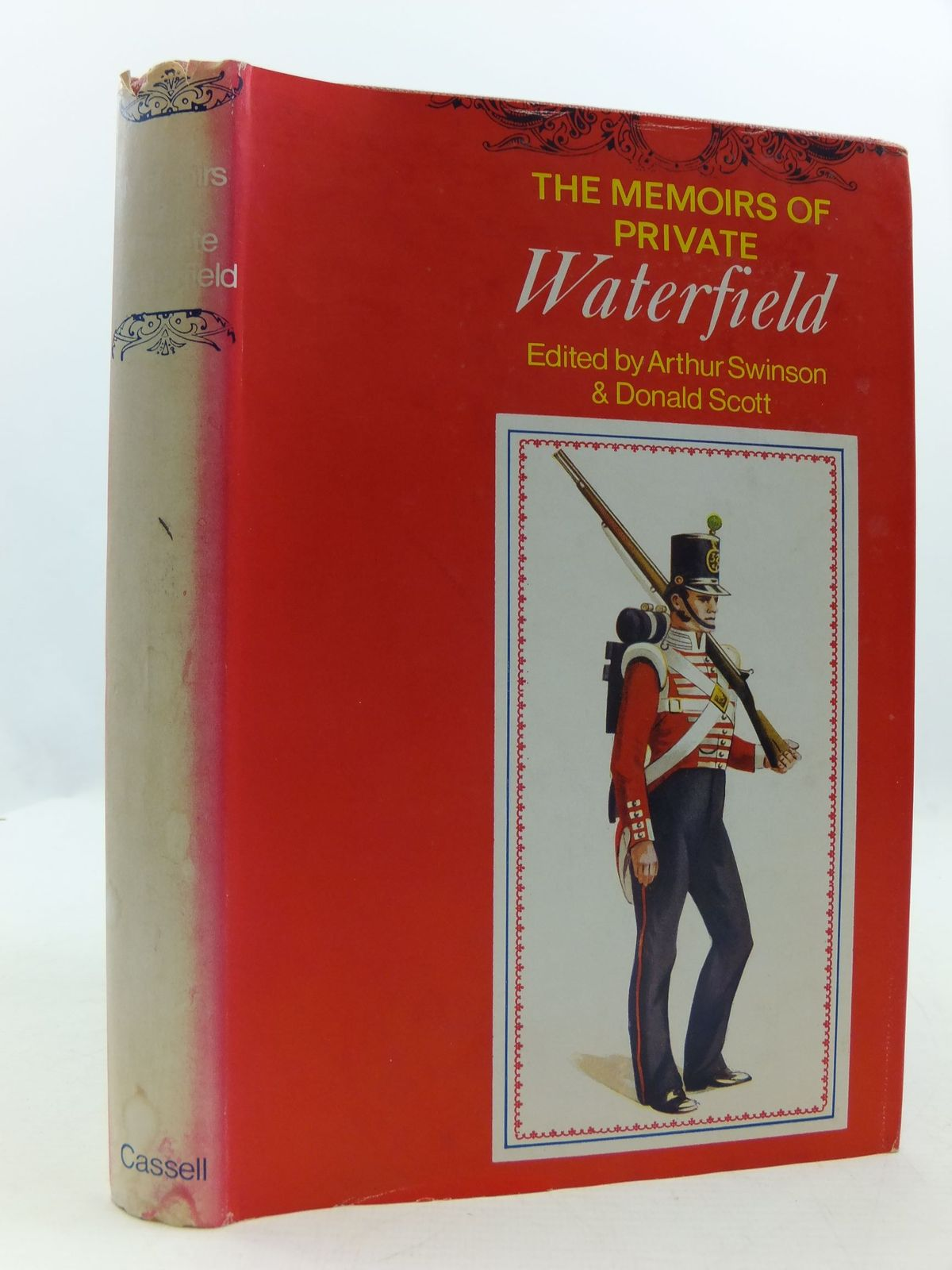 Photo of THE MEMOIRS OF PRIVATE WATERFIELD written by Waterfield, Robert<br />Swinson, Arthur<br />Scott, Donald published by Cassell (STOCK CODE: 1708307)  for sale by Stella & Rose's Books