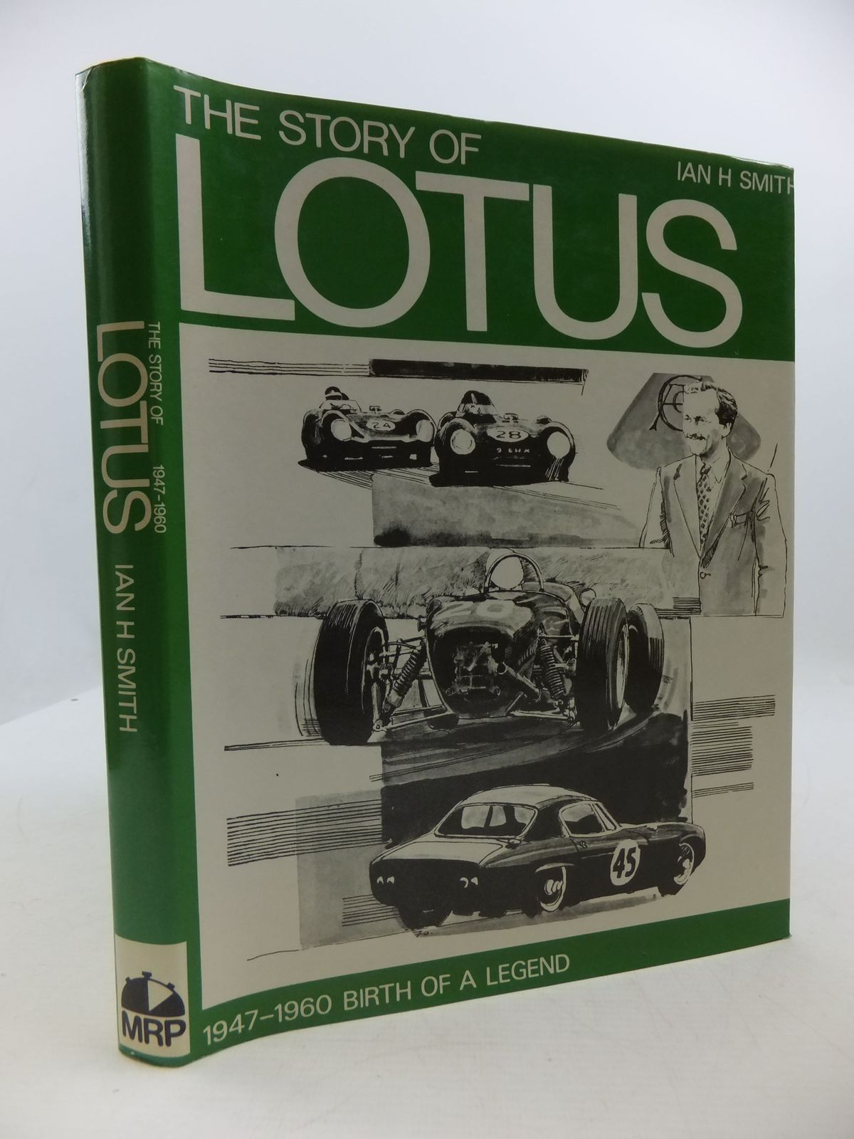 Photo of THE STORY OF LOTUS written by Smith, Ian H. published by Motor Racing Publications Ltd. (STOCK CODE: 1708337)  for sale by Stella & Rose's Books