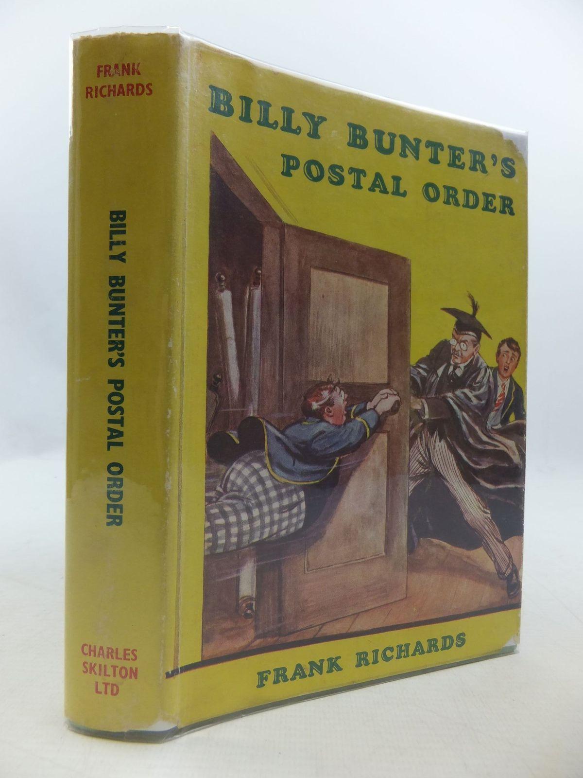 Billy bunter 39 s postal order written by richards frank for Code postal billy berclau