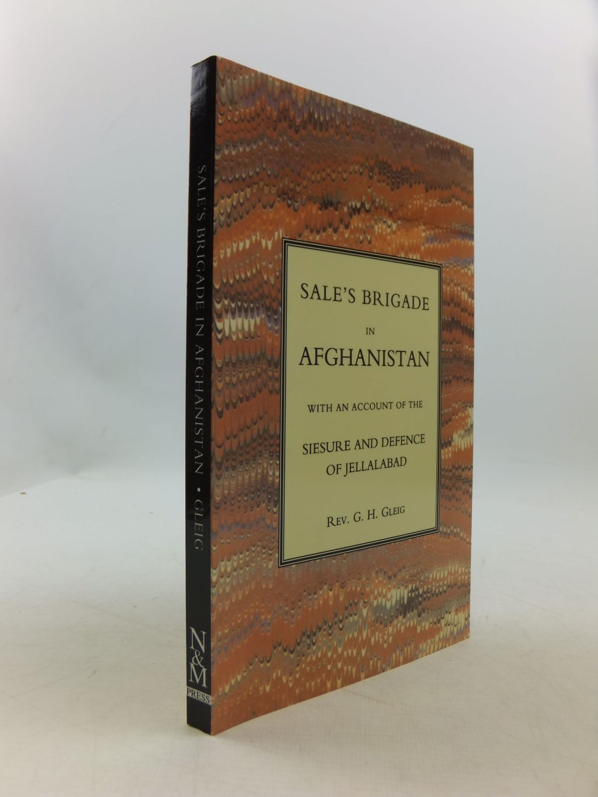 Photo of SALE'S BRIGADE IN AFGHANISTAN written by Gleig, G.R. published by The Naval & Military Press Ltd. (STOCK CODE: 1708490)  for sale by Stella & Rose's Books