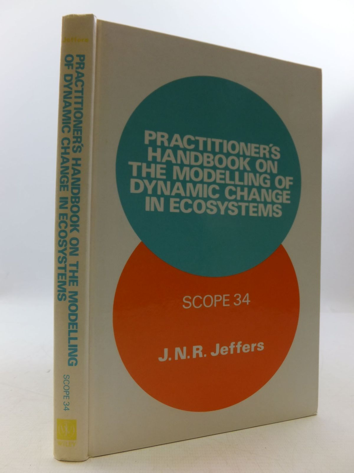 Photo of PRACTITIONER'S HANDBOOK ON THE MODELLING OF DYNAMIC CHANGE IN ECOSYSTEMS written by Jeffers, J.N.R. published by John Wiley & Sons (STOCK CODE: 1708648)  for sale by Stella & Rose's Books