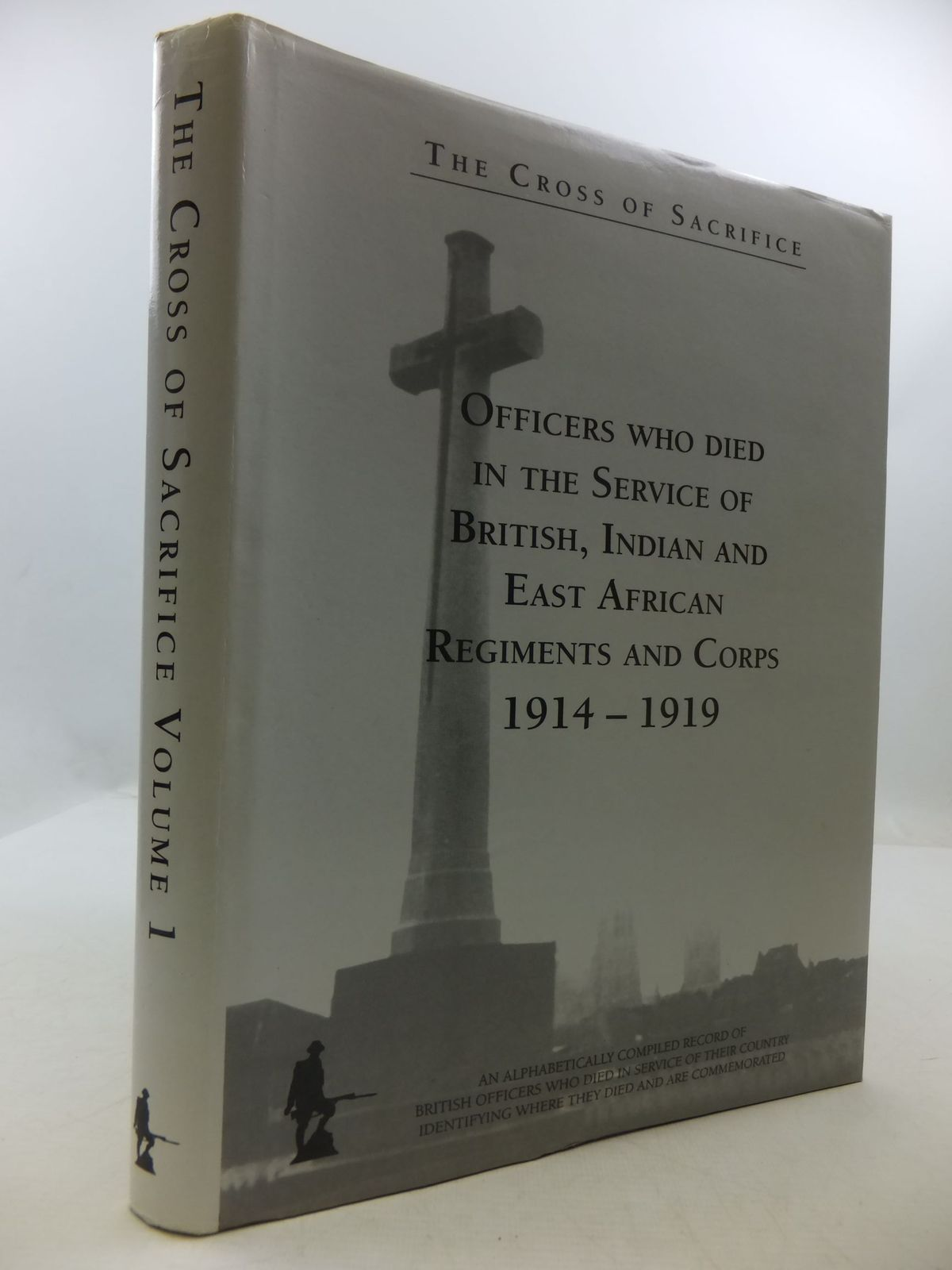 Photo of THE CROSS OF SACRIFICE VOLUME I written by Jarvis, S.D.<br />Jarvis, D.B. published by Roberts (STOCK CODE: 1708689)  for sale by Stella & Rose's Books