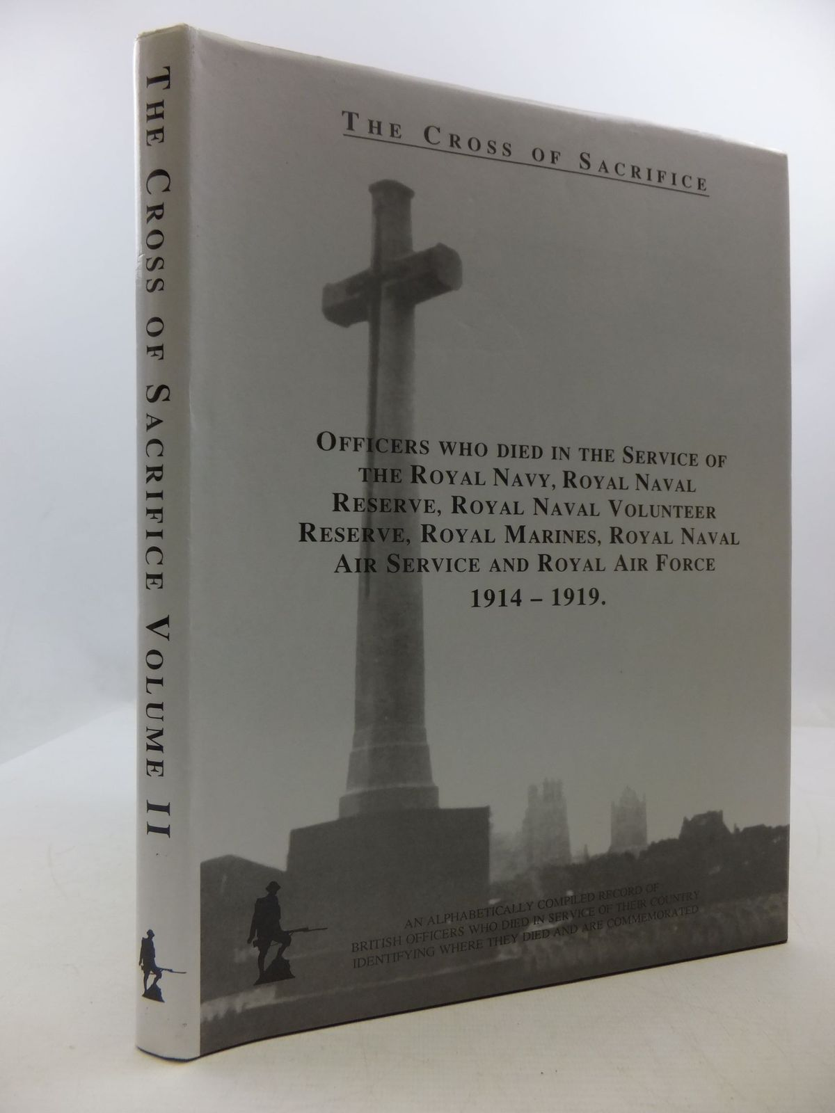 Photo of THE CROSS OF SACRIFICE VOLUME II written by Jarvis, S.D.<br />Jarvis, D.B. published by Roberts (STOCK CODE: 1708690)  for sale by Stella & Rose's Books
