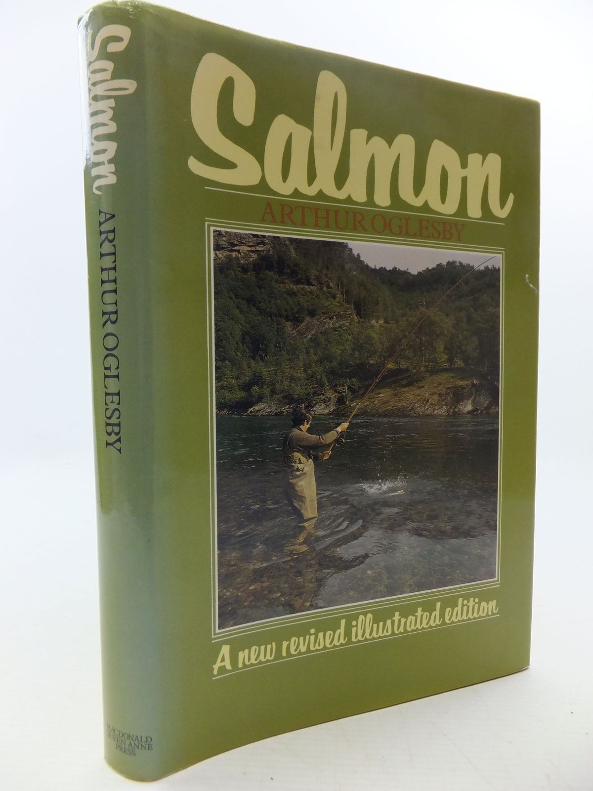 Photo of SALMON written by Oglesby, Arthur published by MacDonald (STOCK CODE: 1709061)  for sale by Stella & Rose's Books