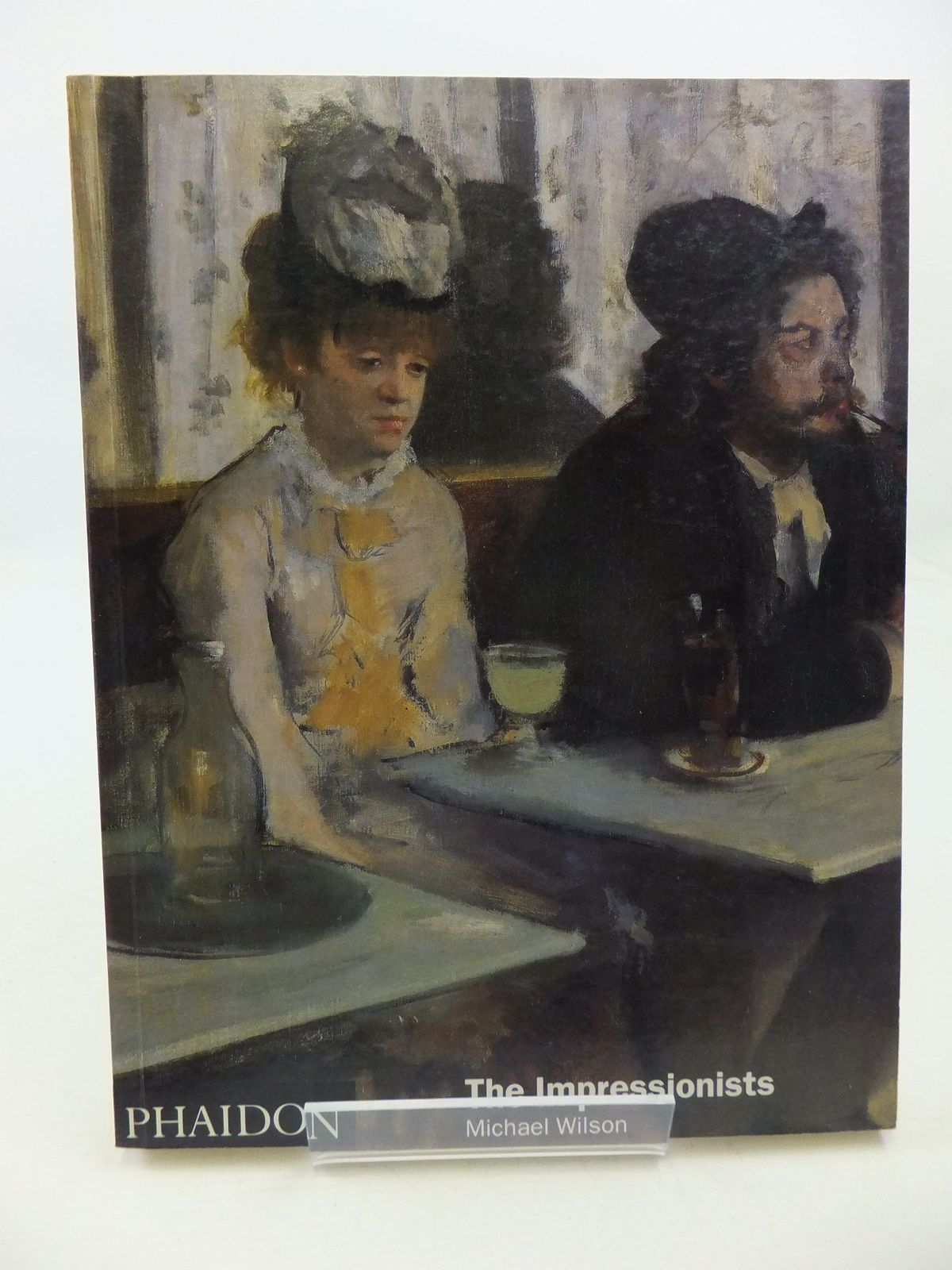 Photo of THE IMPRESSIONISTS written by Wilson, Michael published by Phaidon (STOCK CODE: 1709104)  for sale by Stella & Rose's Books
