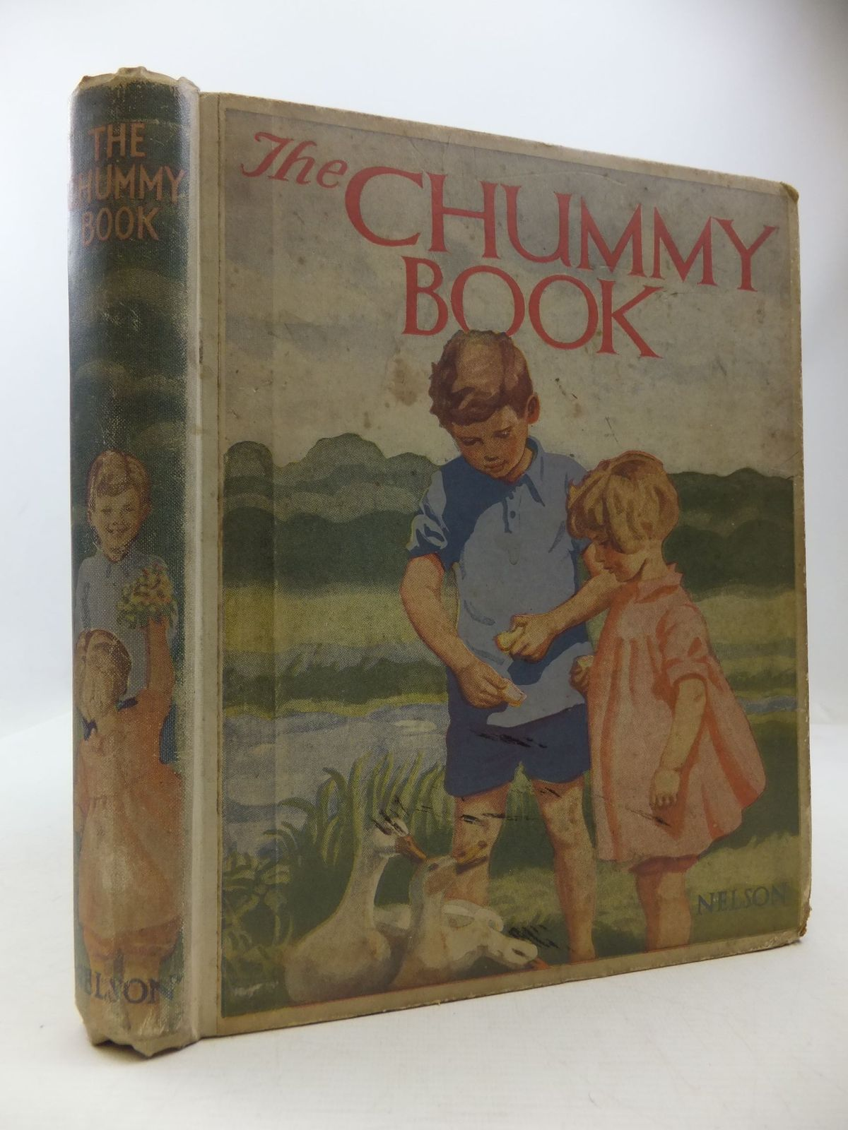 Photo of THE CHUMMY BOOK - SEVENTEENTH YEAR written by Chisholm, Edwin<br />Campbell, C.M.<br />Cradock, Mrs. H.C.<br />et al,  illustrated by Beaman, S.G. Hulme<br />Orr, Jack<br />et al.,  published by Thomas Nelson and Sons Ltd. (STOCK CODE: 1709193)  for sale by Stella & Rose's Books