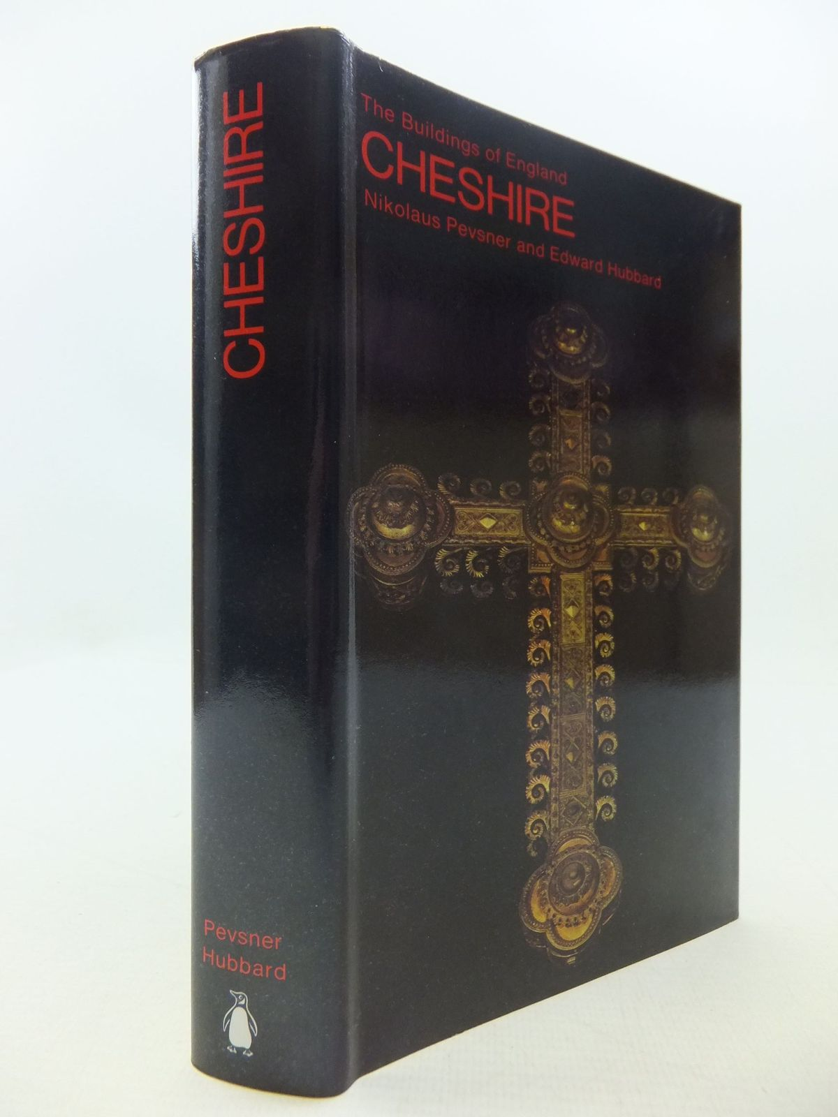 Photo of CHESHIRE (BUILDINGS OF ENGLAND) written by Pevsner, Nikolaus<br />Hubbard, Edward published by Penguin (STOCK CODE: 1709285)  for sale by Stella & Rose's Books