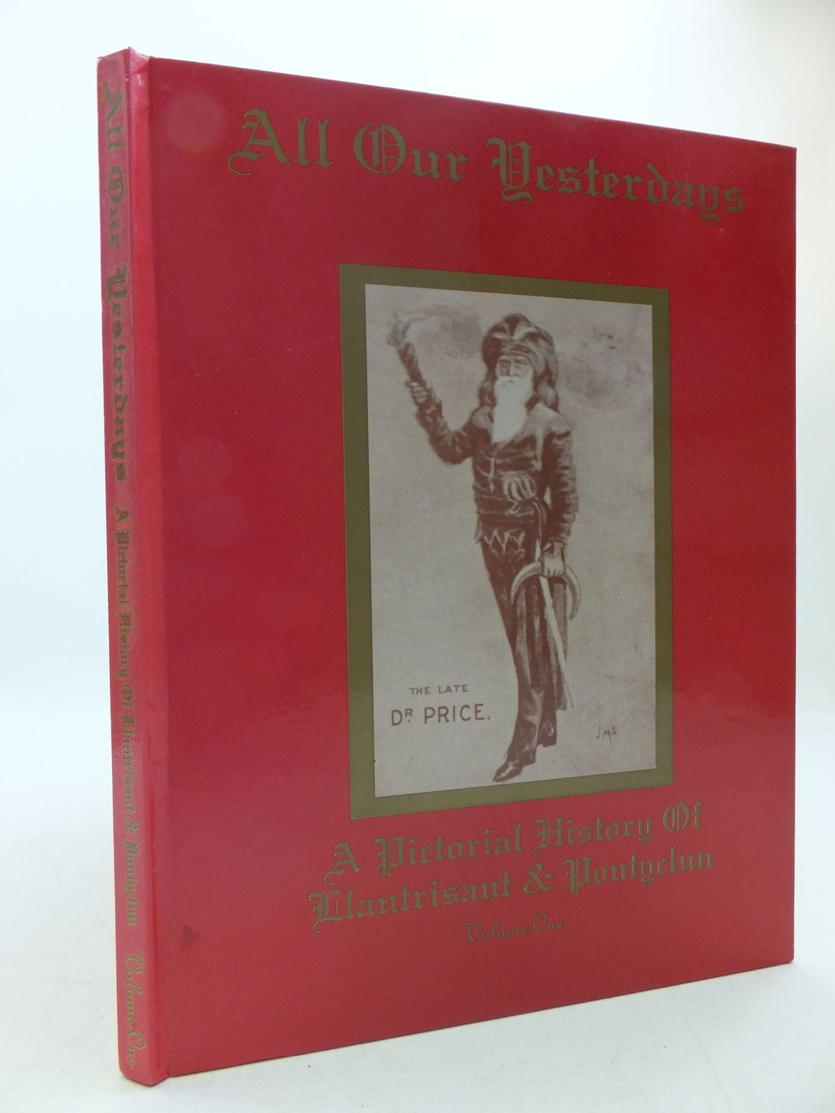 Photo of ALL OUR YESTERDAYS VOLUME ONE written by Reynolds, A. Martin published by Parish Pump Press (STOCK CODE: 1709626)  for sale by Stella & Rose's Books