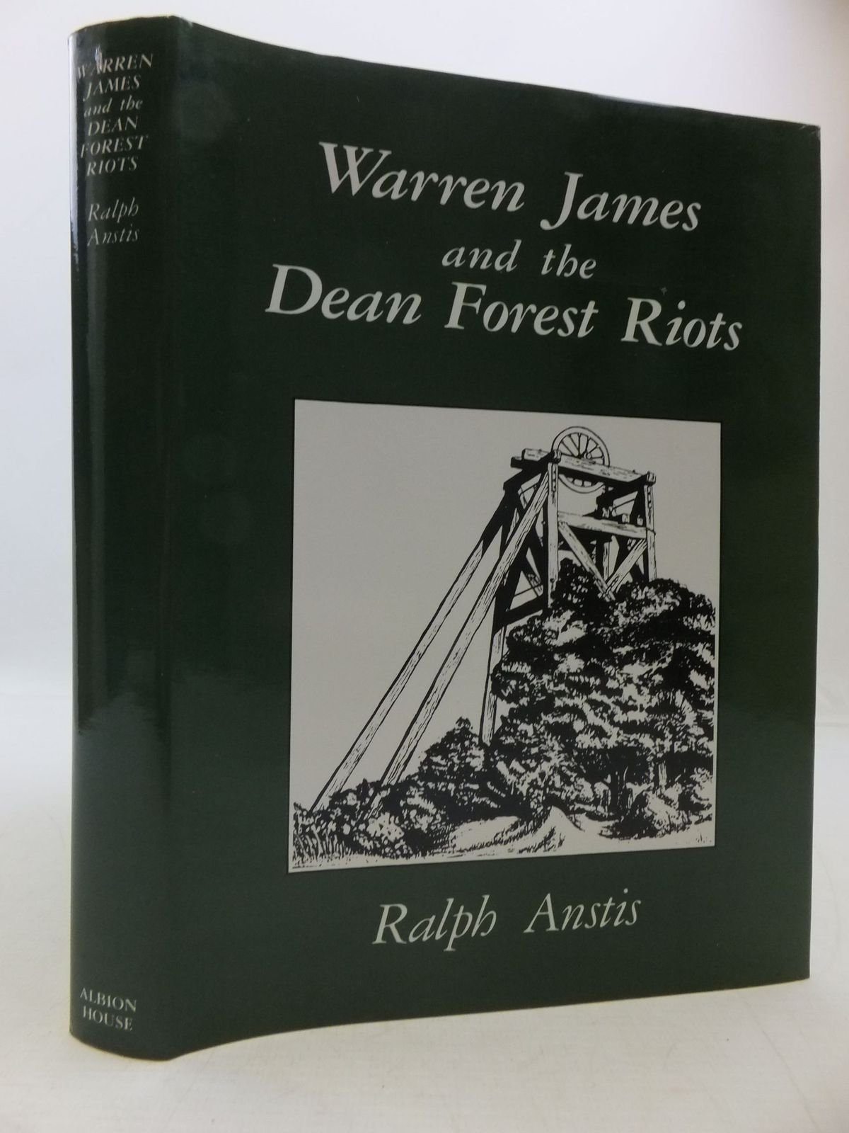 Photo of WARREN JAMES AND THE DEAN FOREST RIOTS written by Anstis, Ralph published by Albion House (STOCK CODE: 1709629)  for sale by Stella & Rose's Books