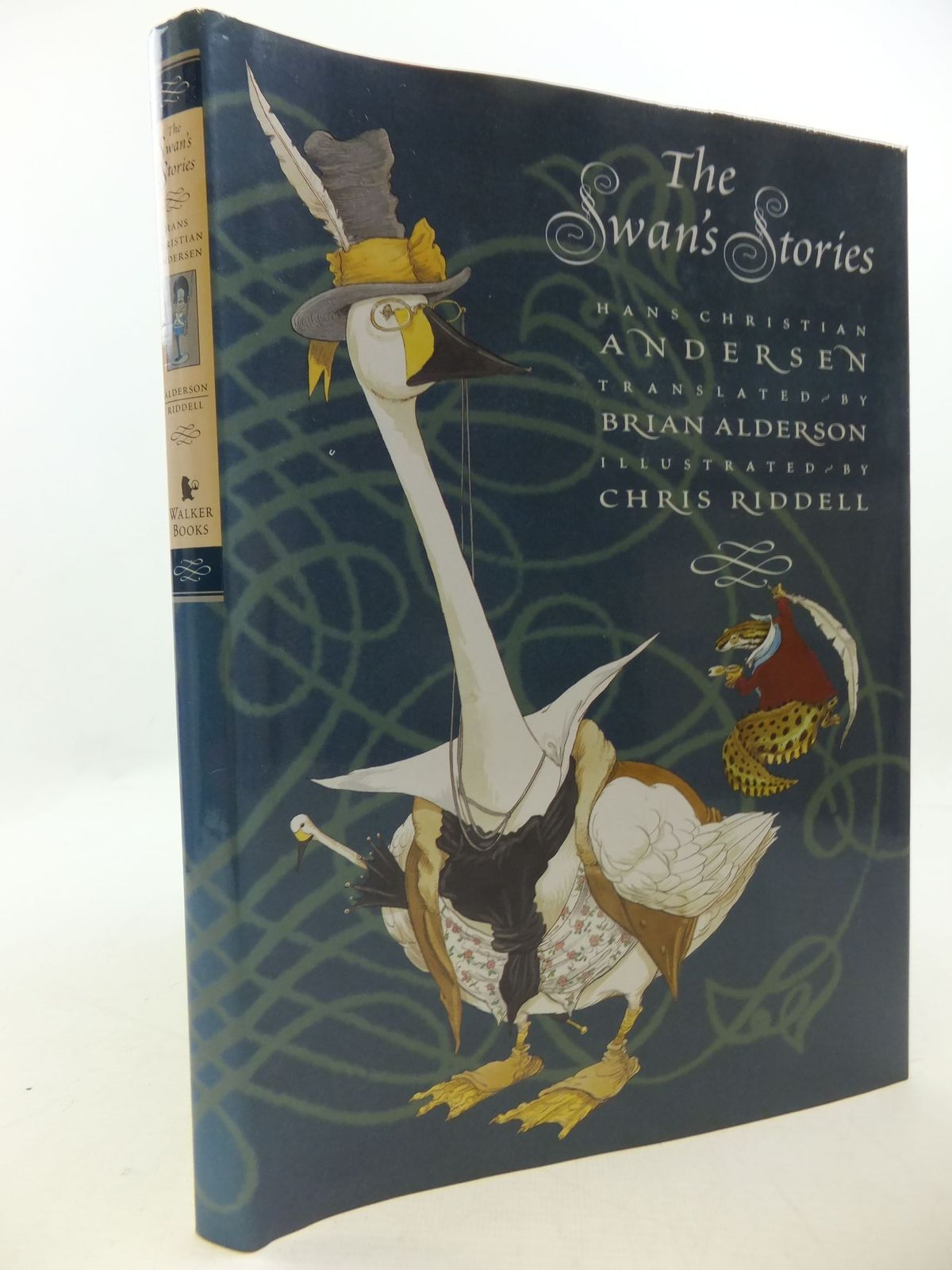 Photo of THE SWAN'S STORIES written by Andersen, Hans Christian<br />Alderson, Brian illustrated by Riddell, Chris published by Walker Books (STOCK CODE: 1709898)  for sale by Stella & Rose's Books