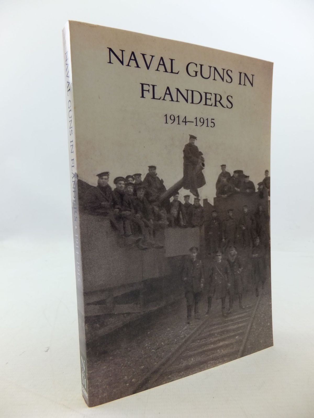 Photo of NAVAL GUNS IN FLANDERS 1914-1915 written by L.F.R., published by The Naval & Military Press Ltd. (STOCK CODE: 1710070)  for sale by Stella & Rose's Books