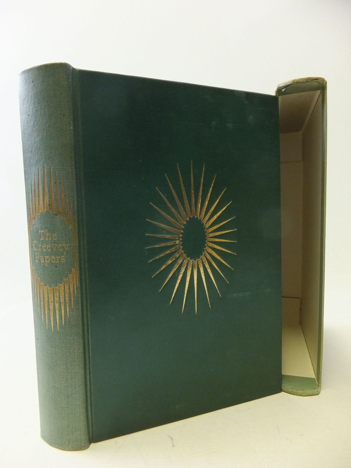 Photo of THE CREEVEY PAPERS written by Creevey, Thomas<br />Gore, John published by Folio Society (STOCK CODE: 1710367)  for sale by Stella & Rose's Books