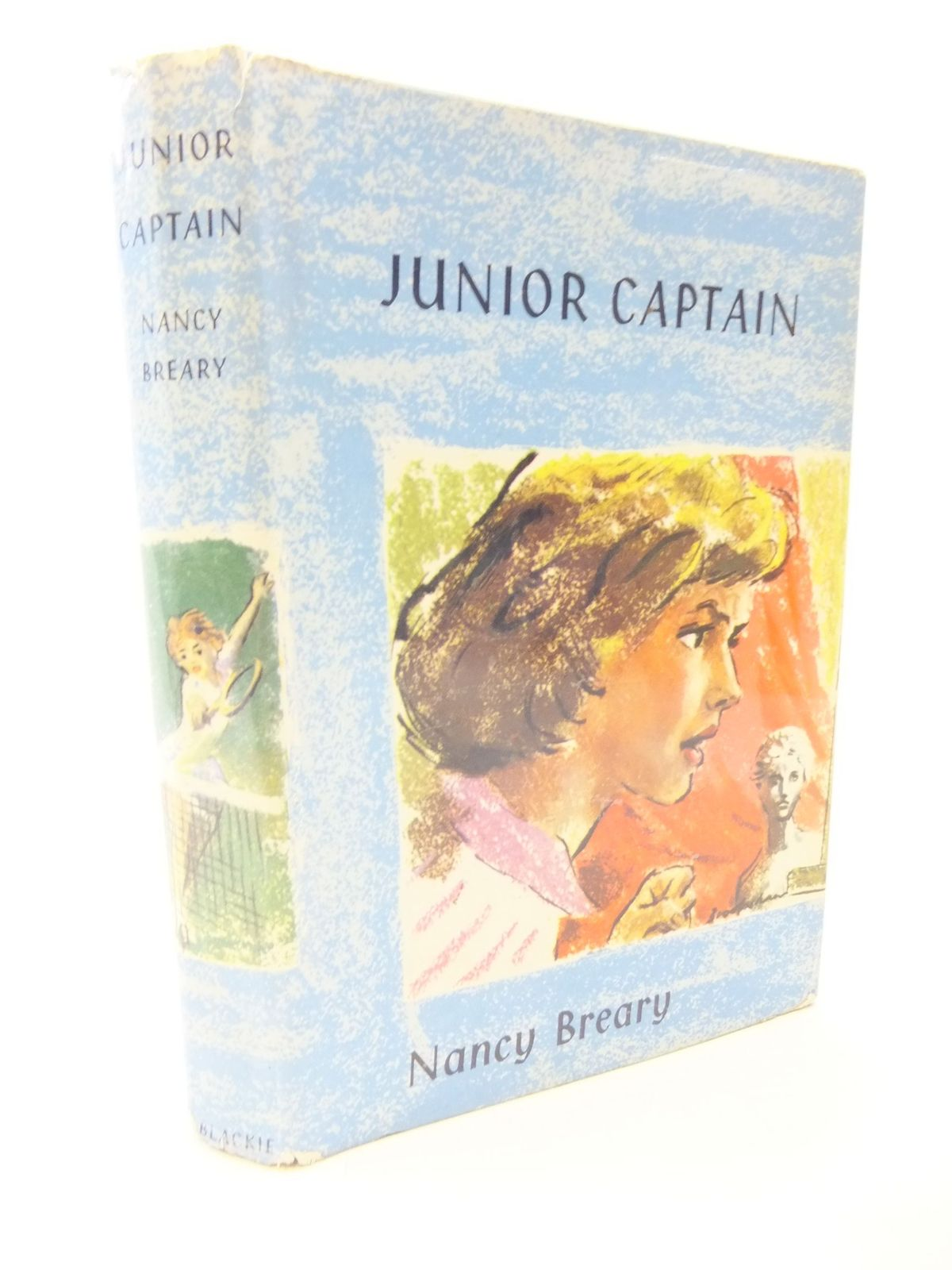 Photo of JUNIOR CAPTAIN written by Breary, Nancy published by Blackie (STOCK CODE: 1710768)  for sale by Stella & Rose's Books