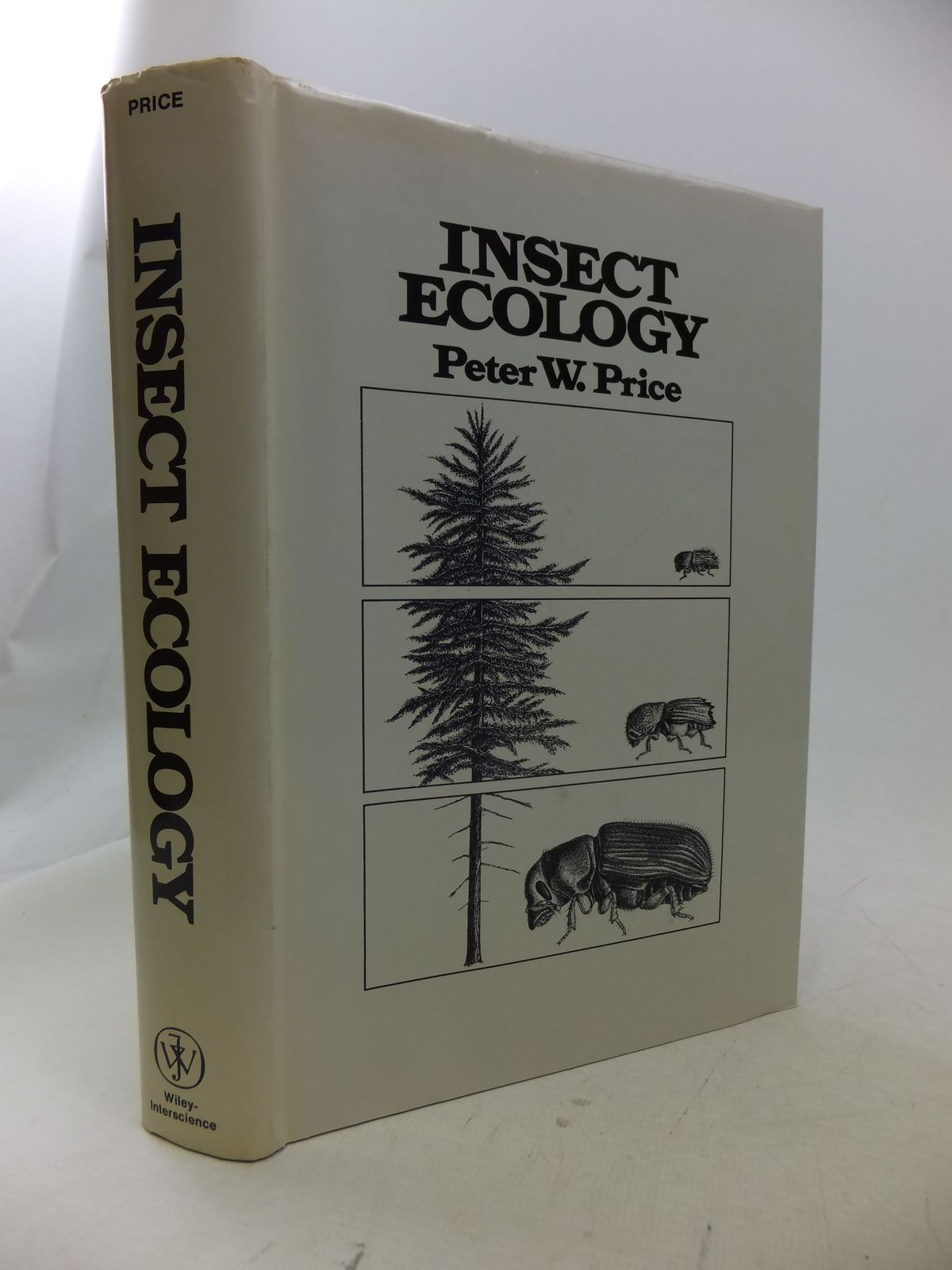 Photo of INSECT ECOLOGY written by Price, Peter W. published by Wiley-Interscience (STOCK CODE: 1710851)  for sale by Stella & Rose's Books